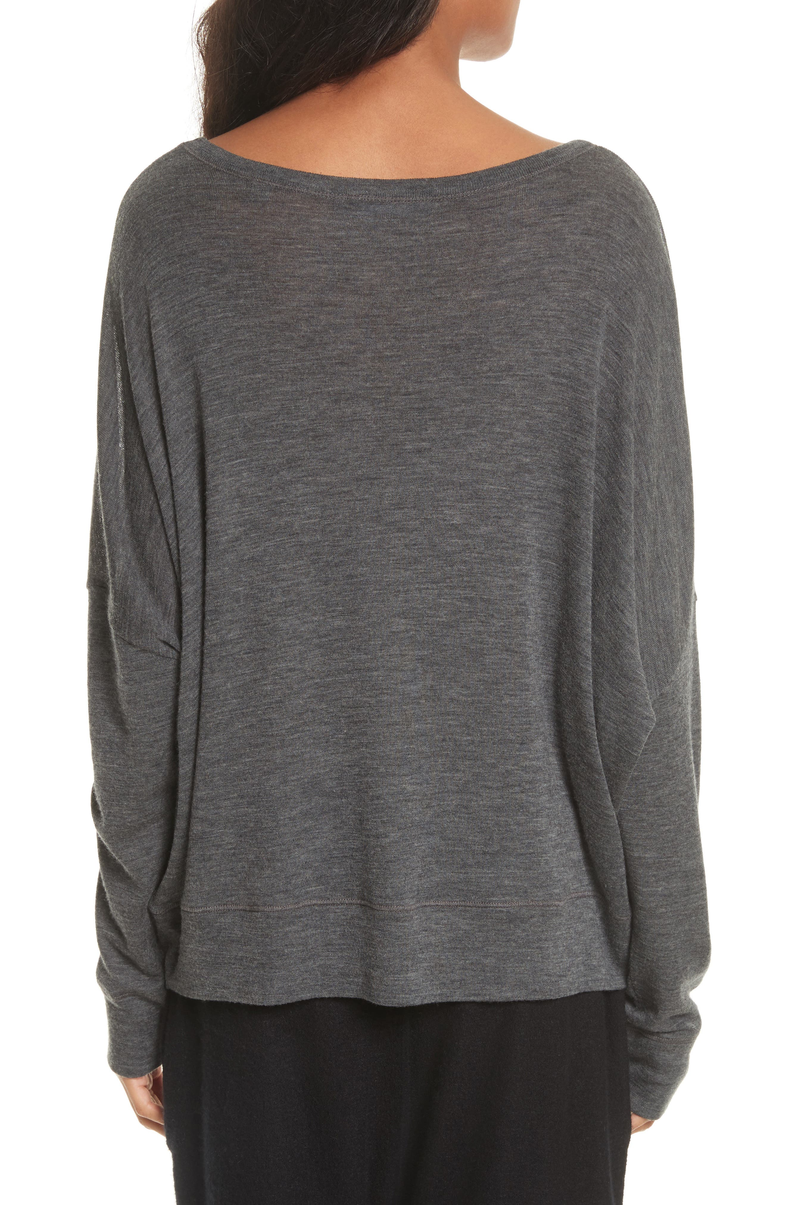 Wool Pullover,                             Alternate thumbnail 2, color,                             033