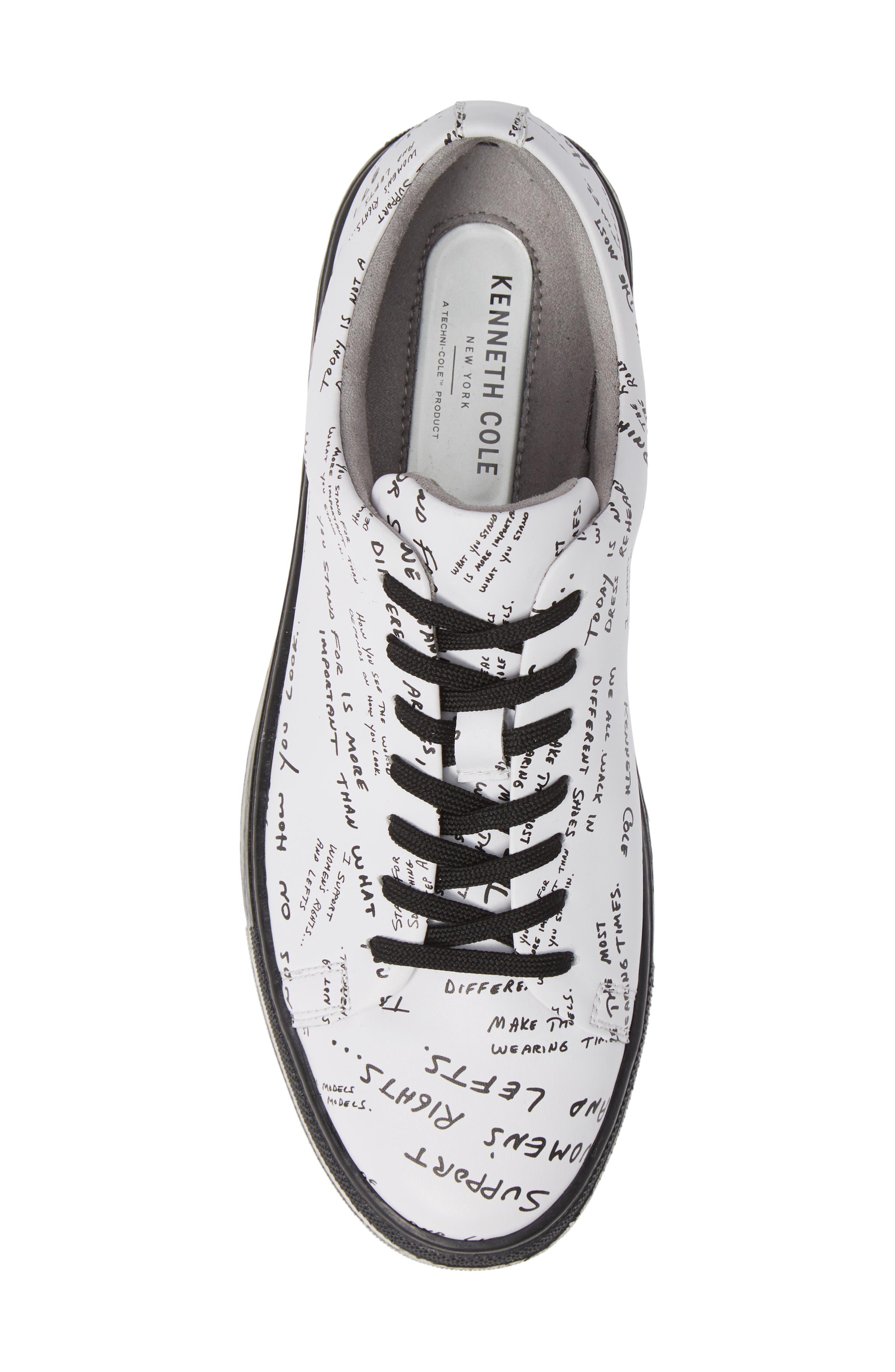 Colvin Low Sneaker,                             Alternate thumbnail 5, color,                             110