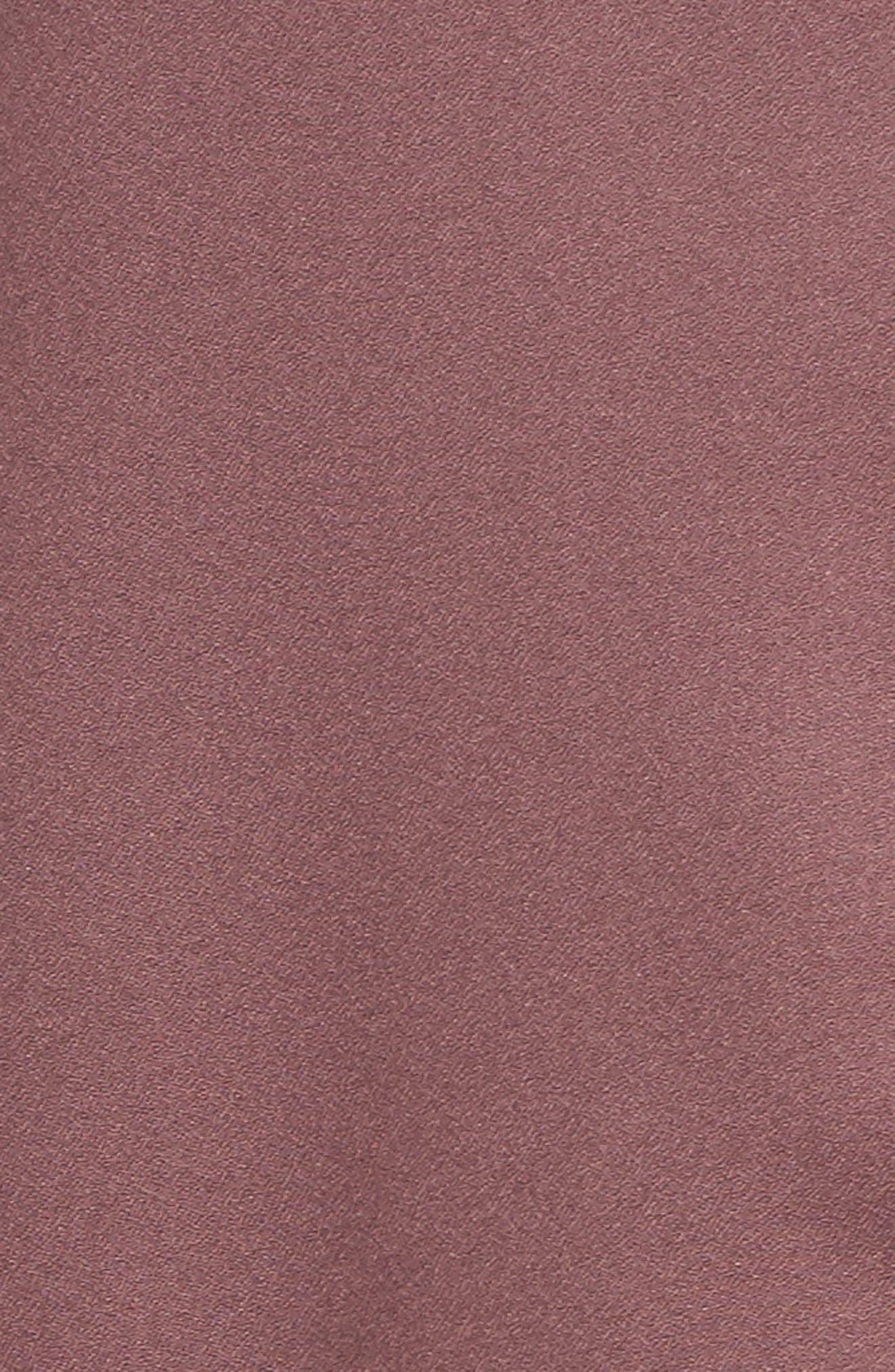 Lace Inset Shirtdress,                             Alternate thumbnail 5, color,                             501
