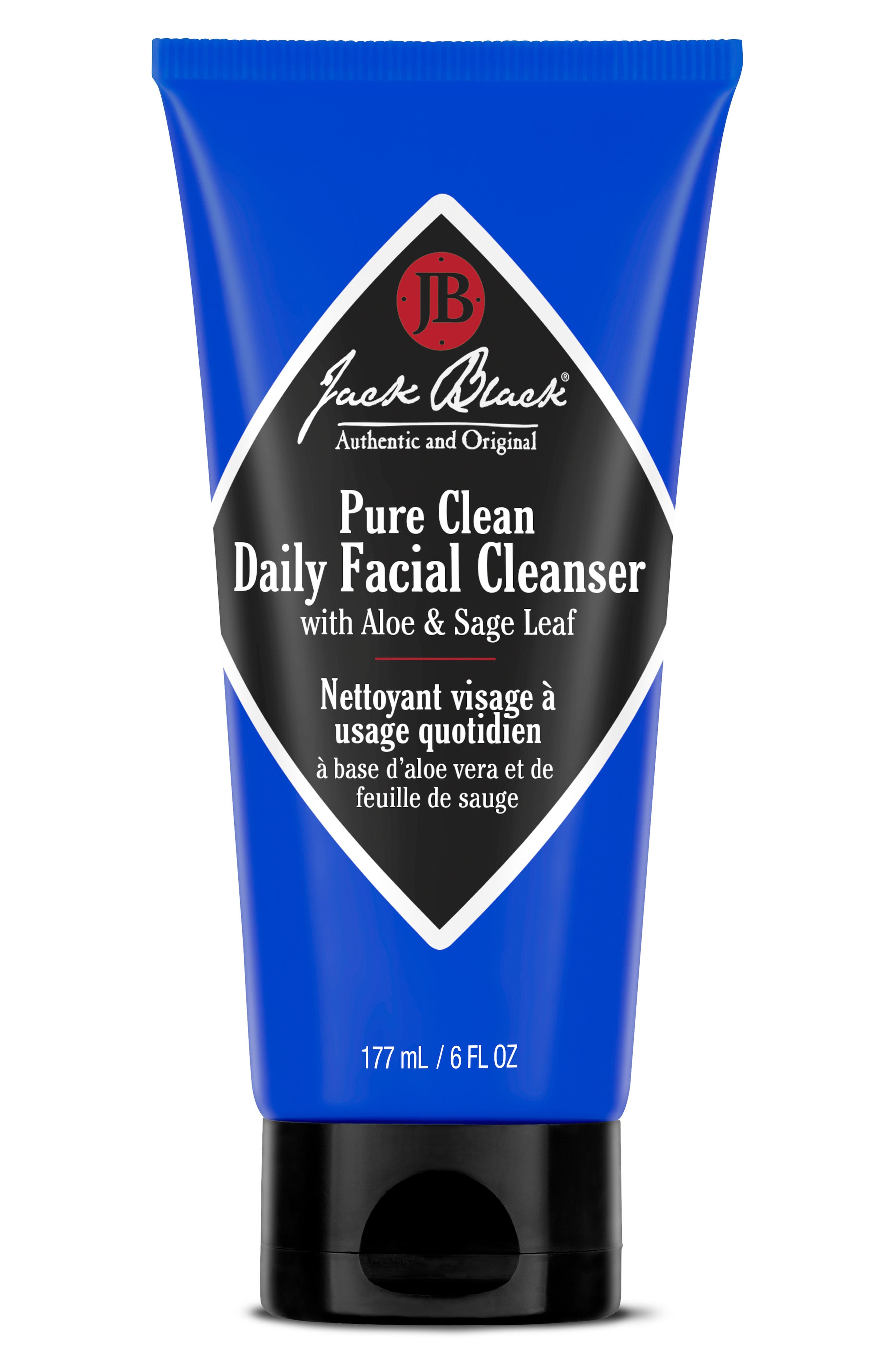 Pure Clean Daily Facial Cleanser,                             Alternate thumbnail 2, color,                             NO COLOR