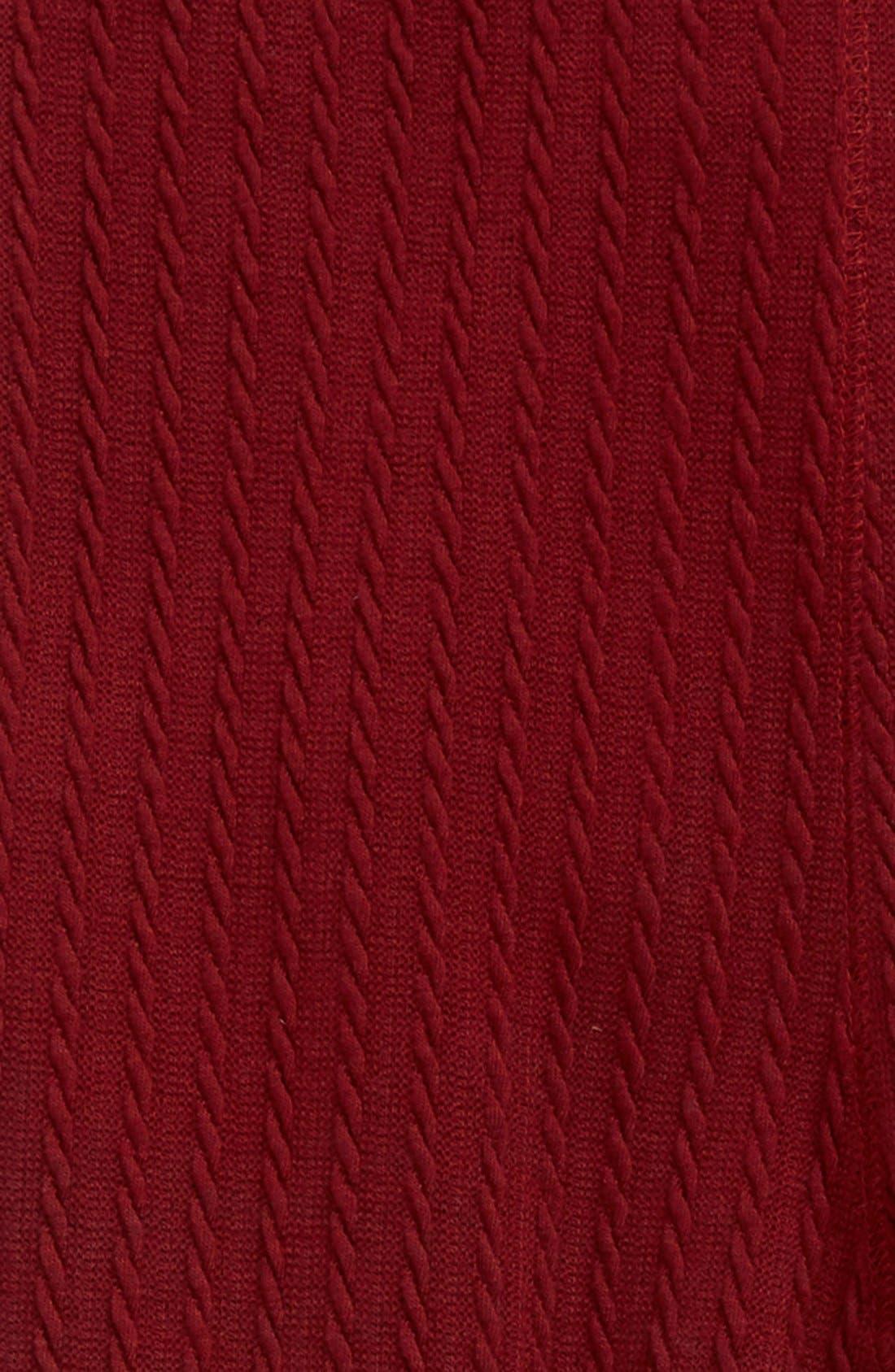 Cable Knit Leggings,                             Alternate thumbnail 11, color,