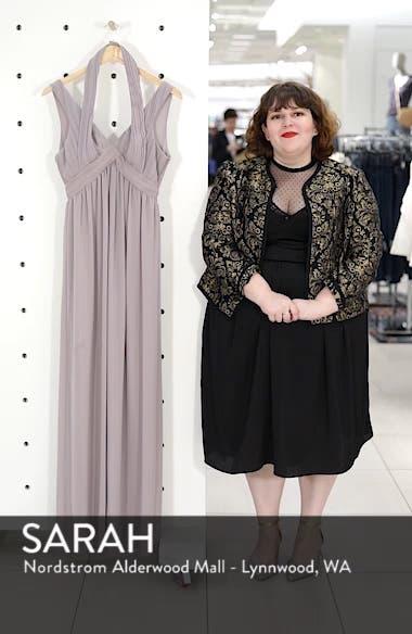 Arley Chiffon Gown, sales video thumbnail