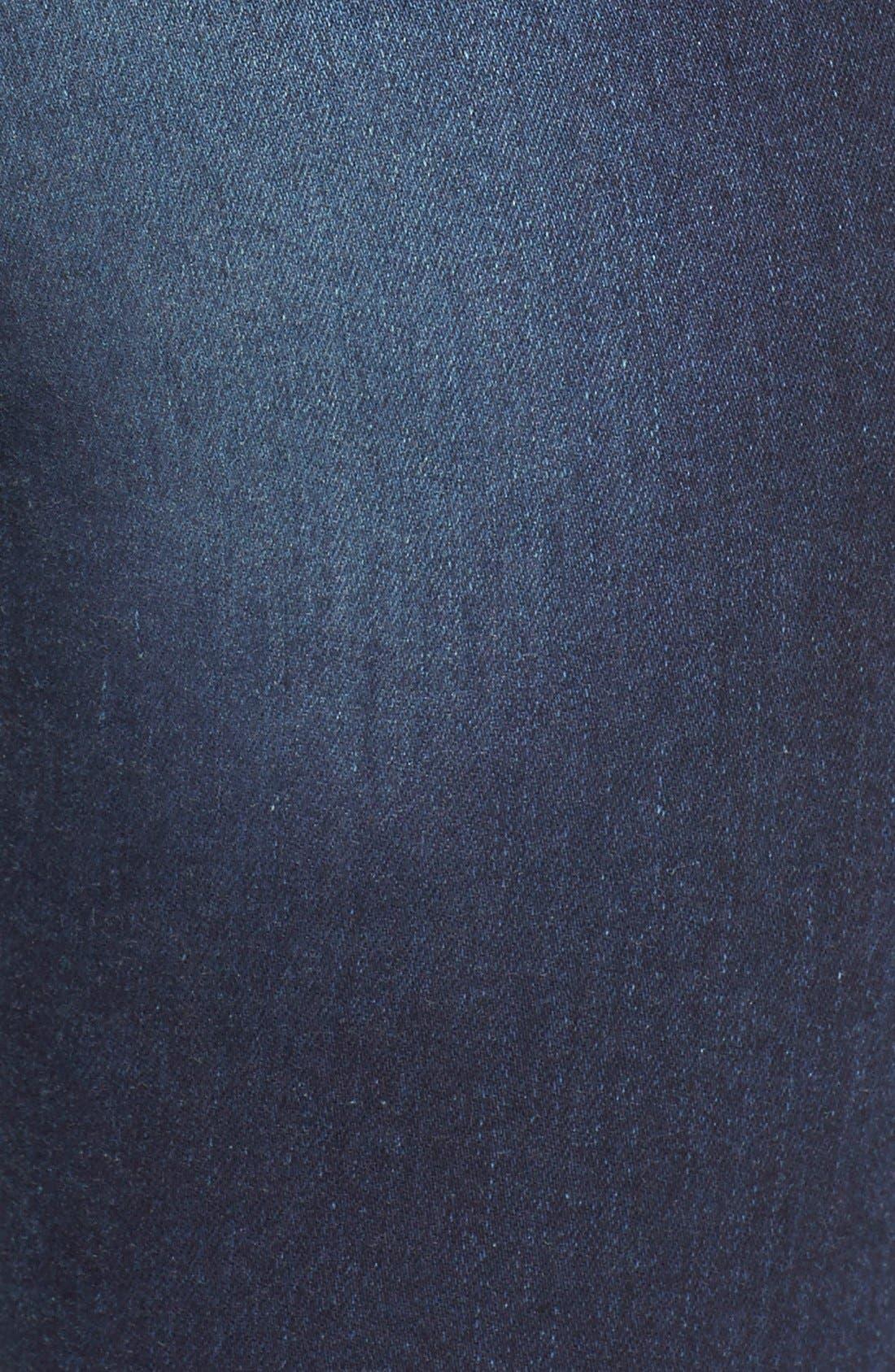 High Rise Skinny Jeans,                             Alternate thumbnail 5, color,                             403