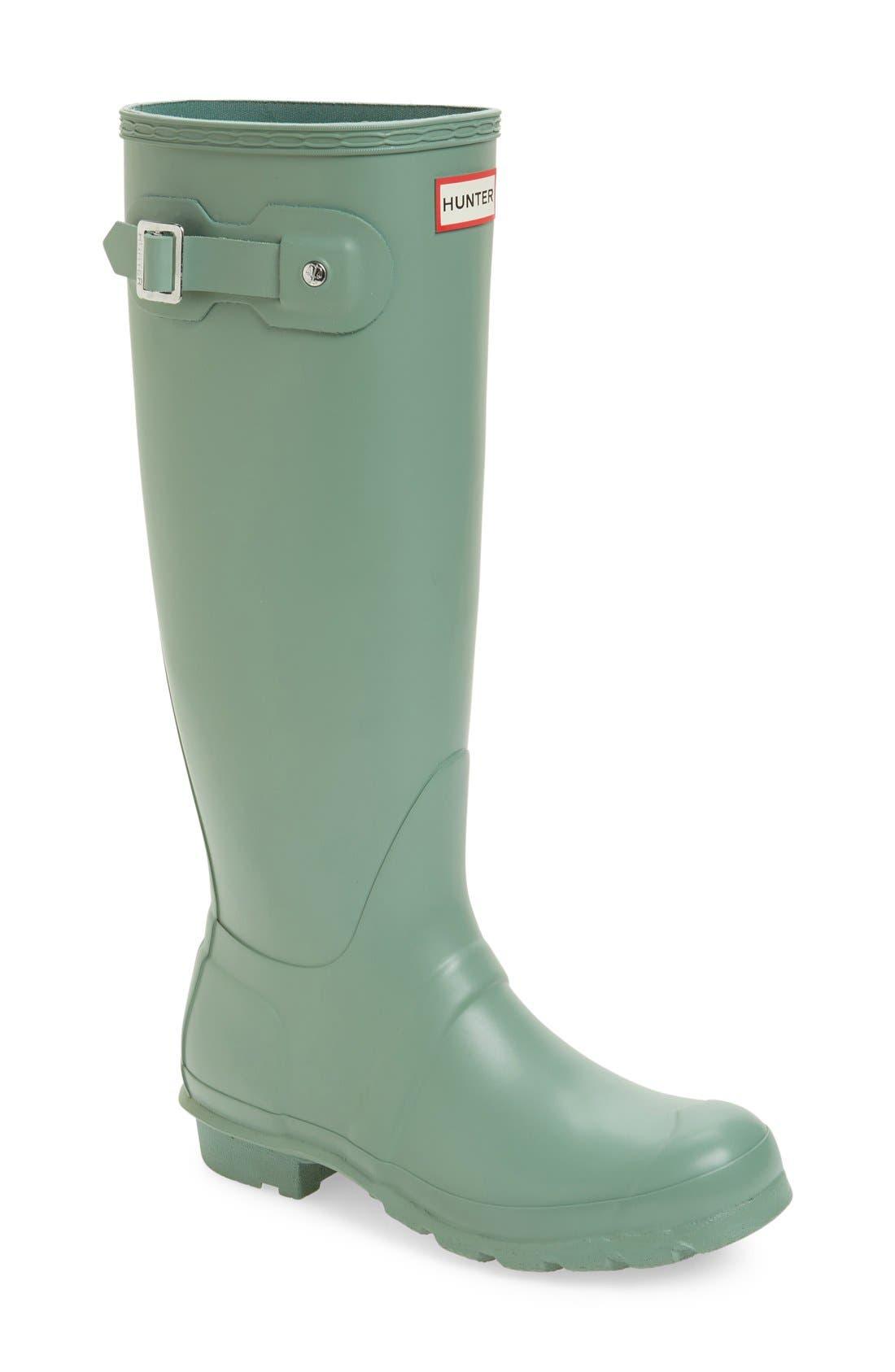 'Original Tall' Rain Boot,                             Main thumbnail 21, color,