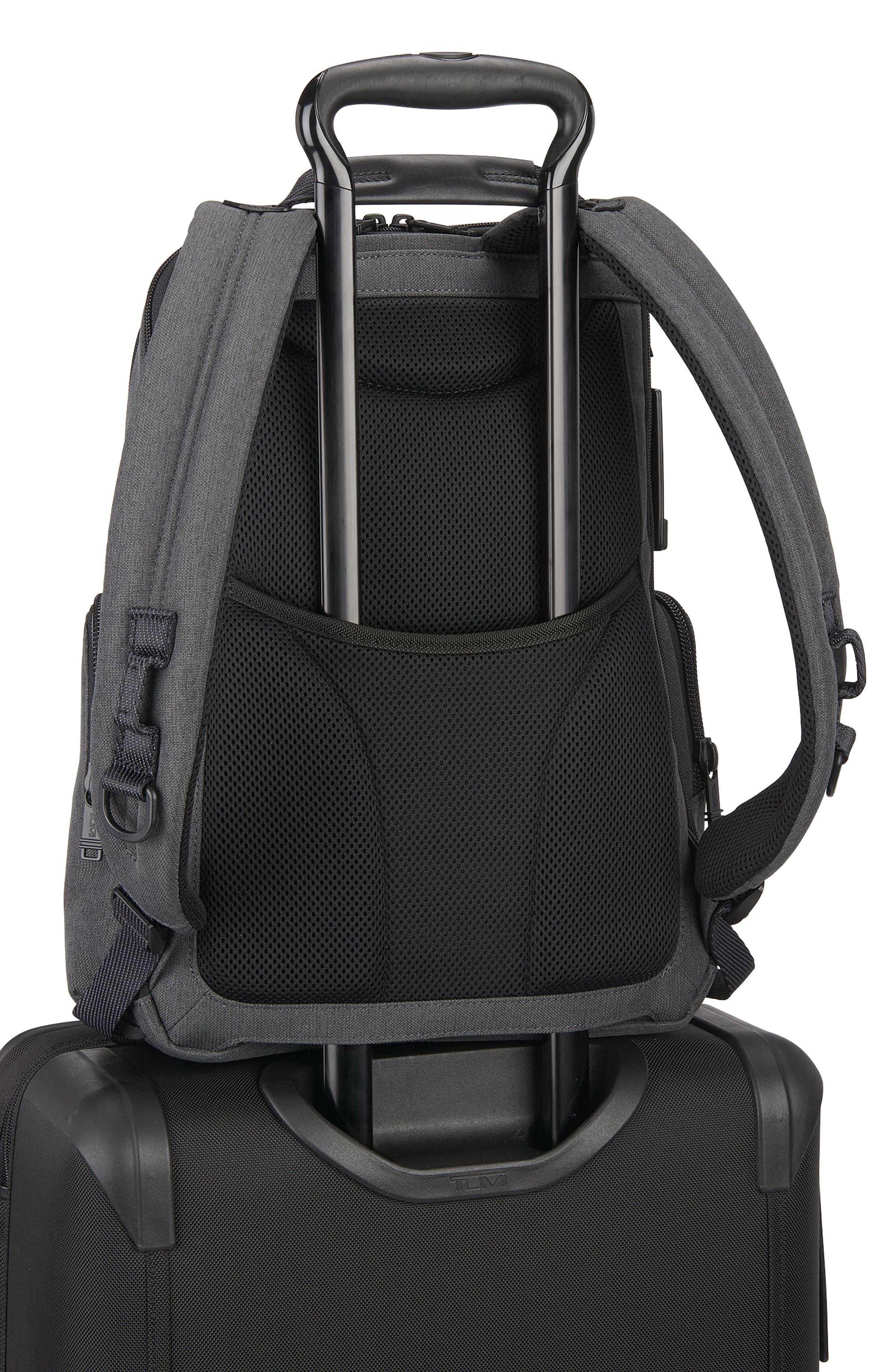 Alpha Bravo - Nellis Backpack,                             Alternate thumbnail 2, color,                             ANTHRACITE