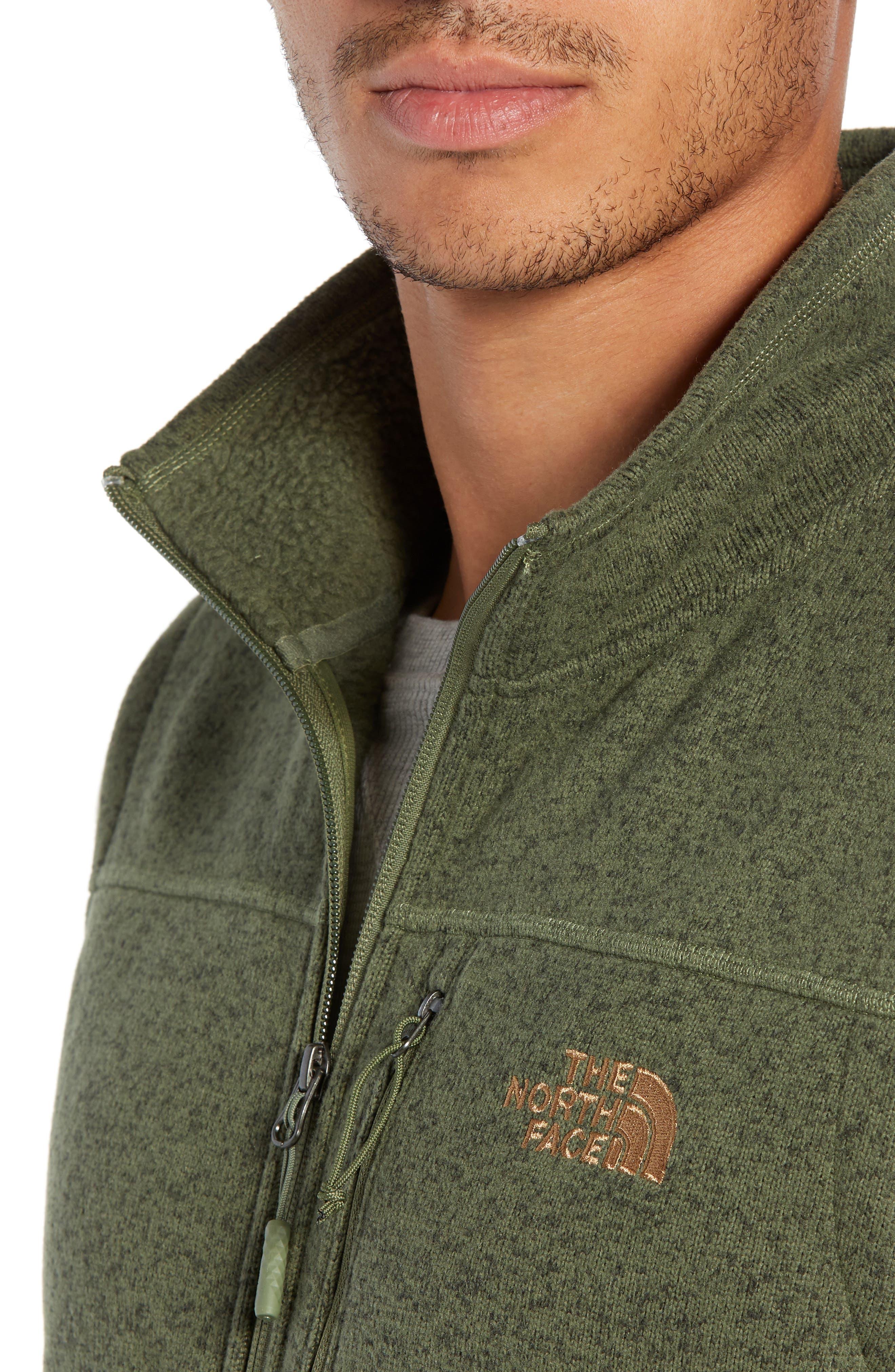 Gordon Lyons Zip Fleece Vest,                             Alternate thumbnail 19, color,