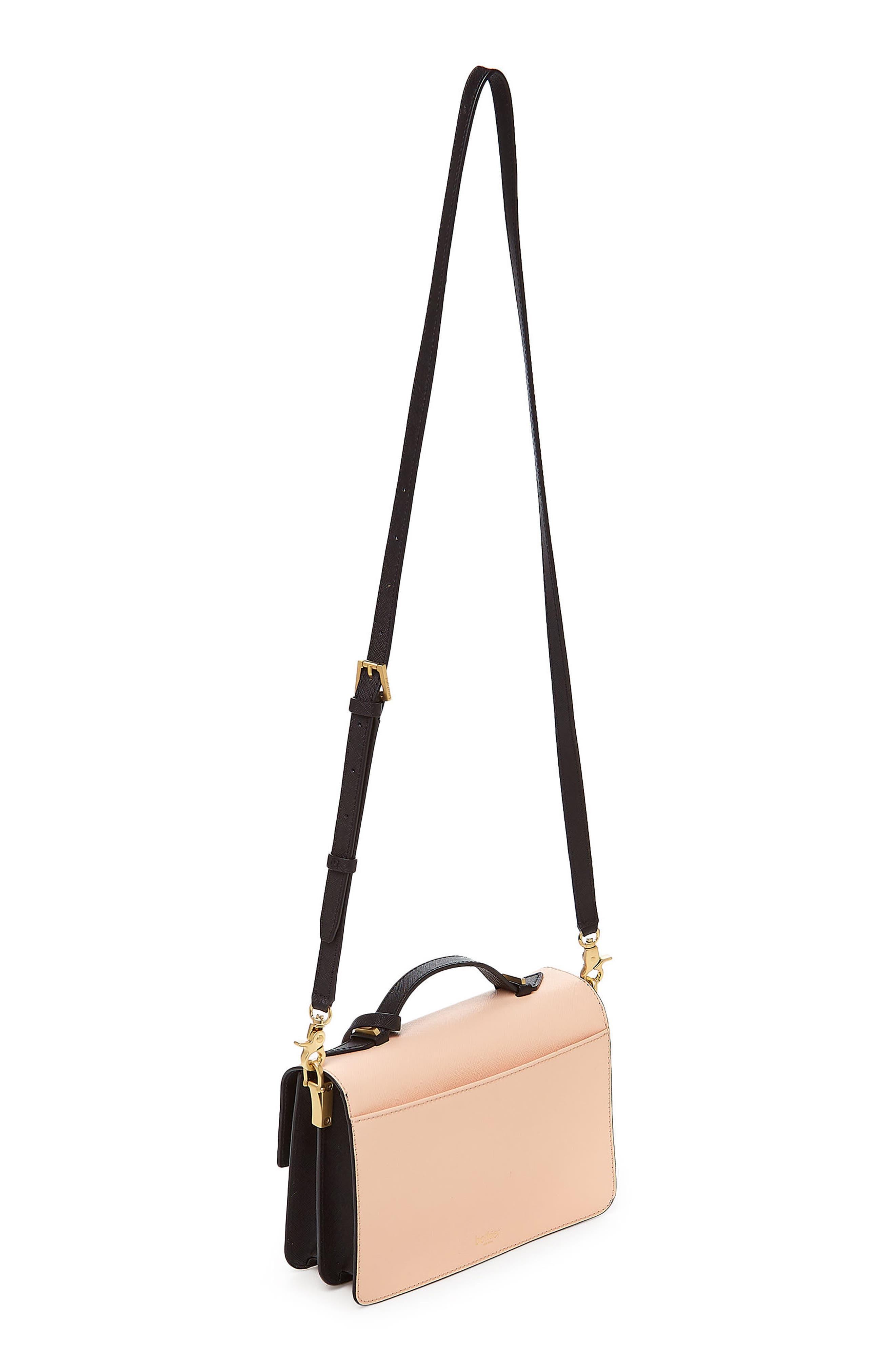 Cobble Hill Leather Crossbody Bag,                             Alternate thumbnail 116, color,