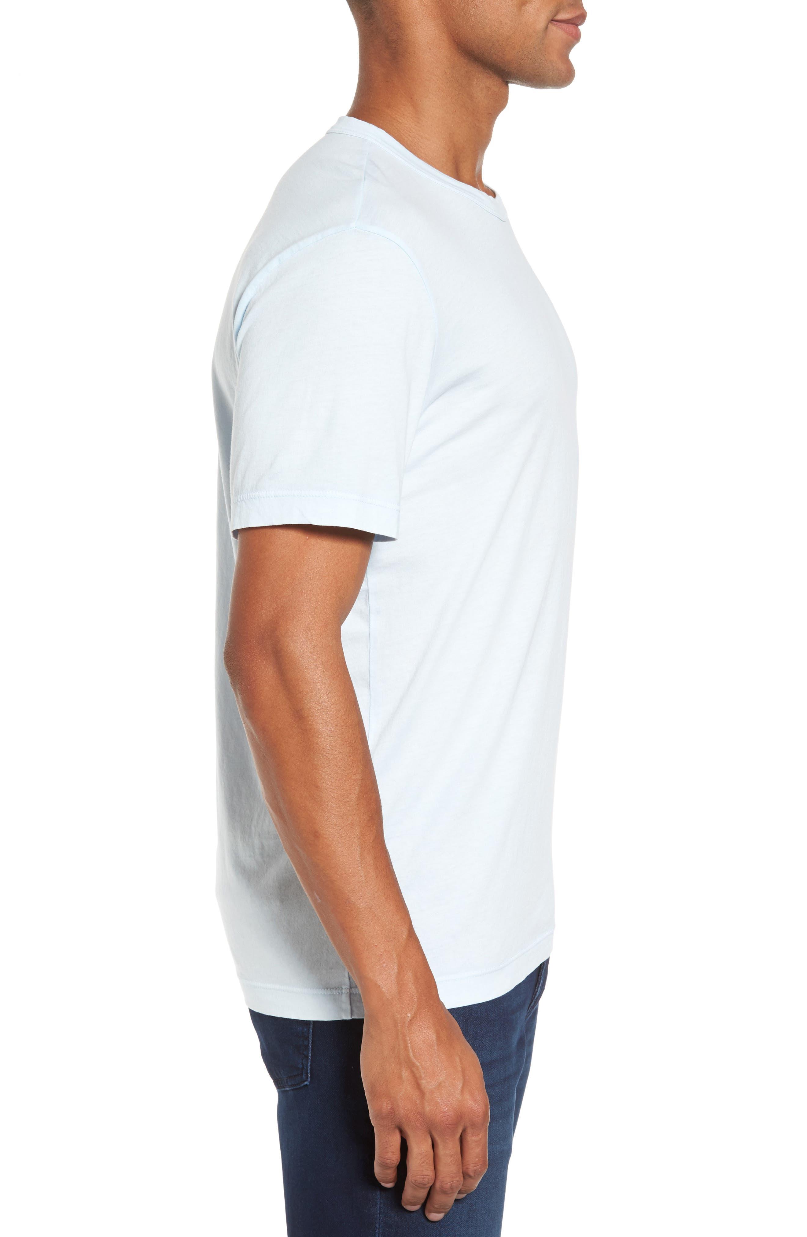 Crewneck Jersey T-Shirt,                             Alternate thumbnail 327, color,