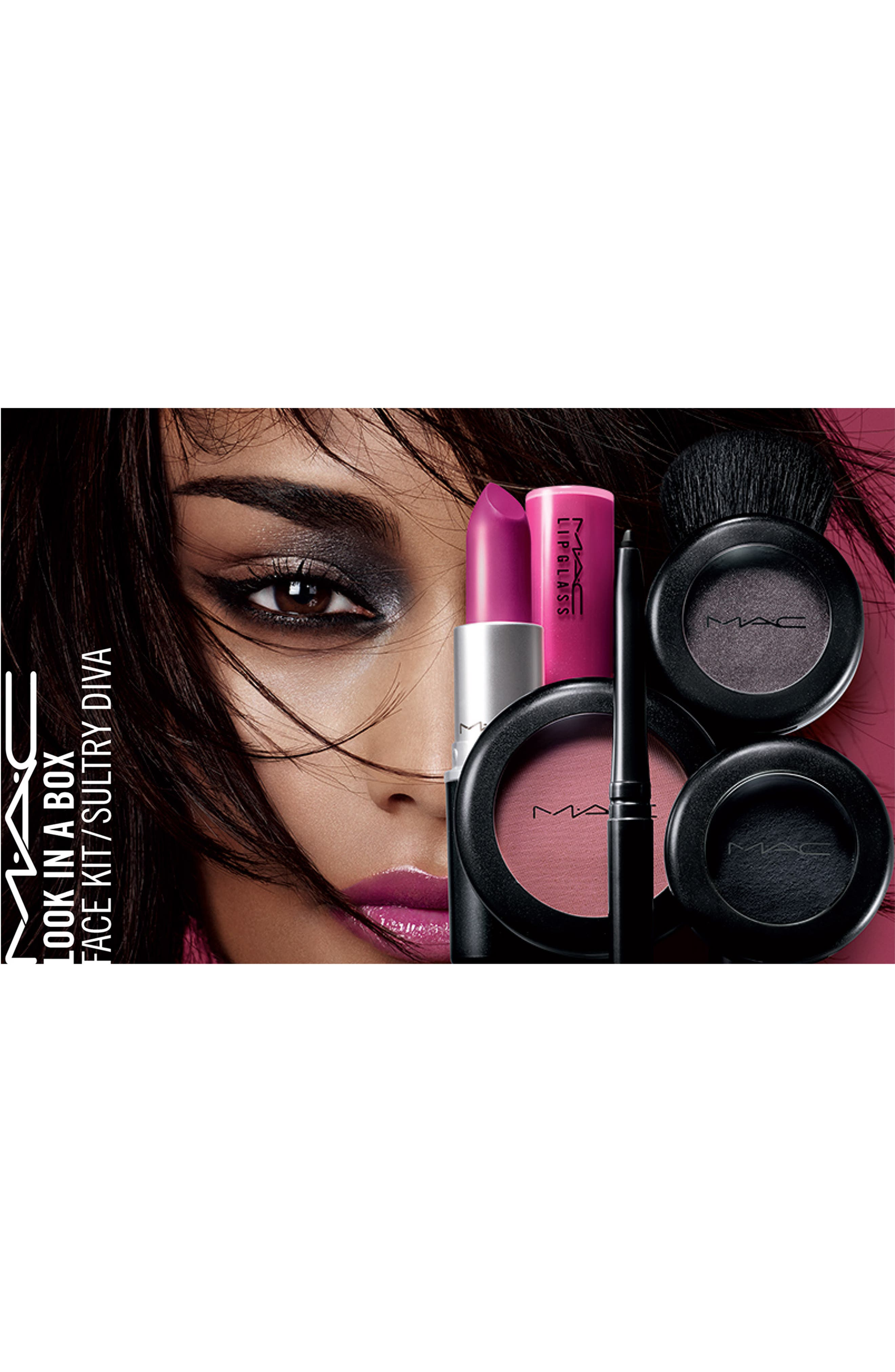 MAC Look in a Box Sultry Diva Collection,                             Alternate thumbnail 7, color,