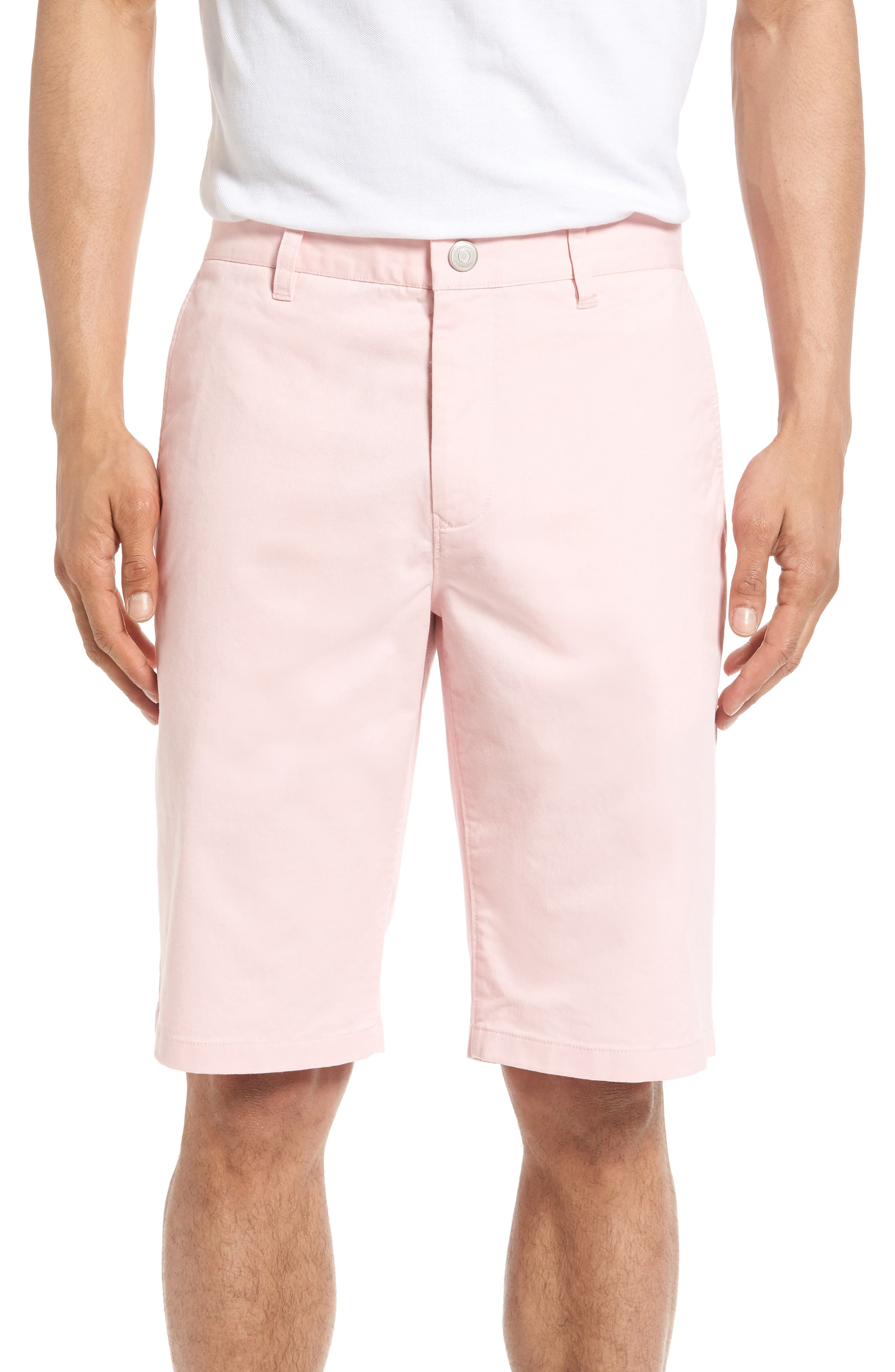 Stretch Washed Chino 11-Inch Shorts,                             Main thumbnail 11, color,