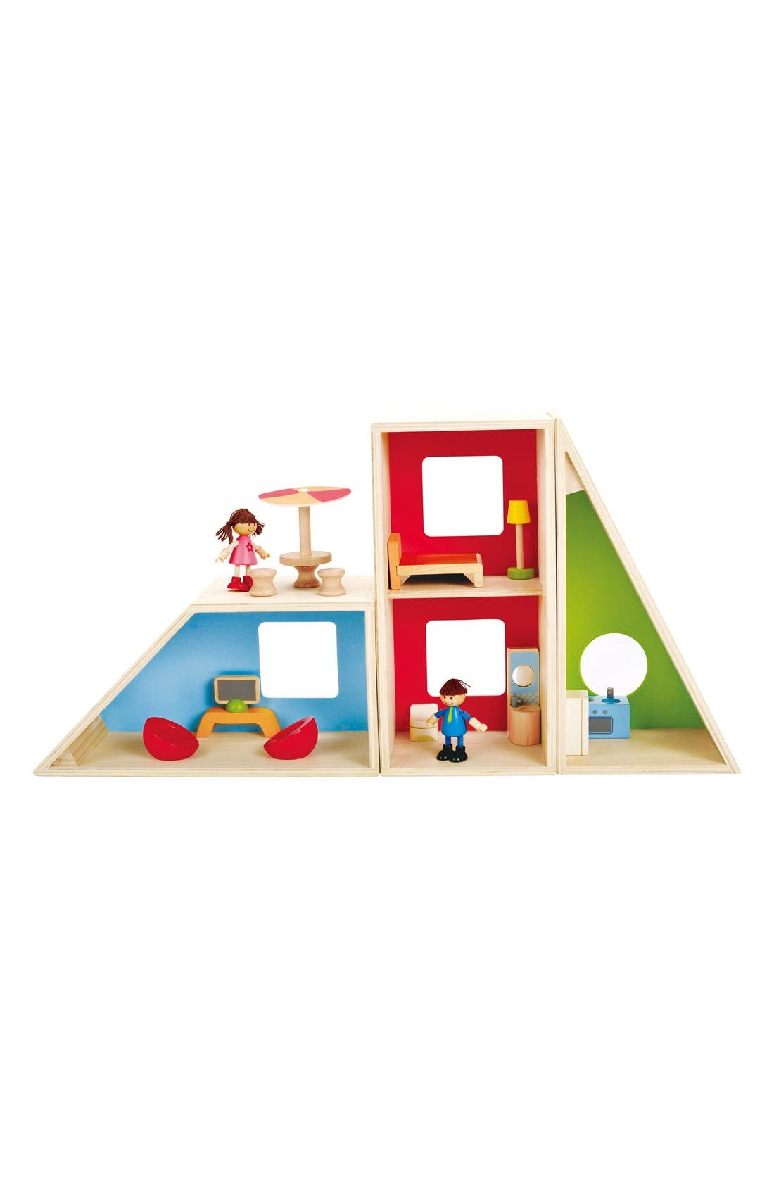 Geometric Play House,                             Alternate thumbnail 2, color,                             960