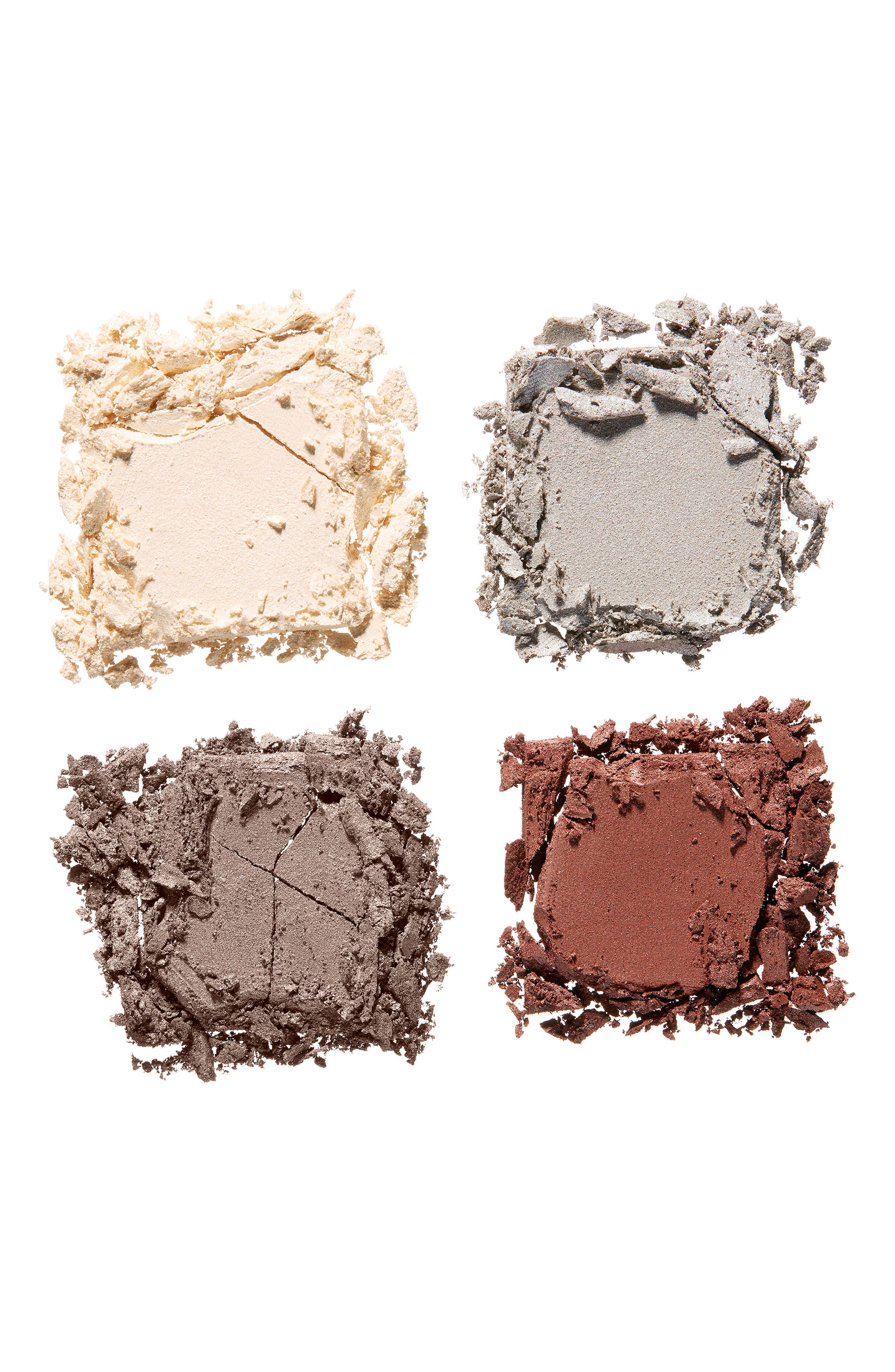 Essentialist Eyeshadow Palette,                             Alternate thumbnail 3, color,                             PLATINUM STREET METALS