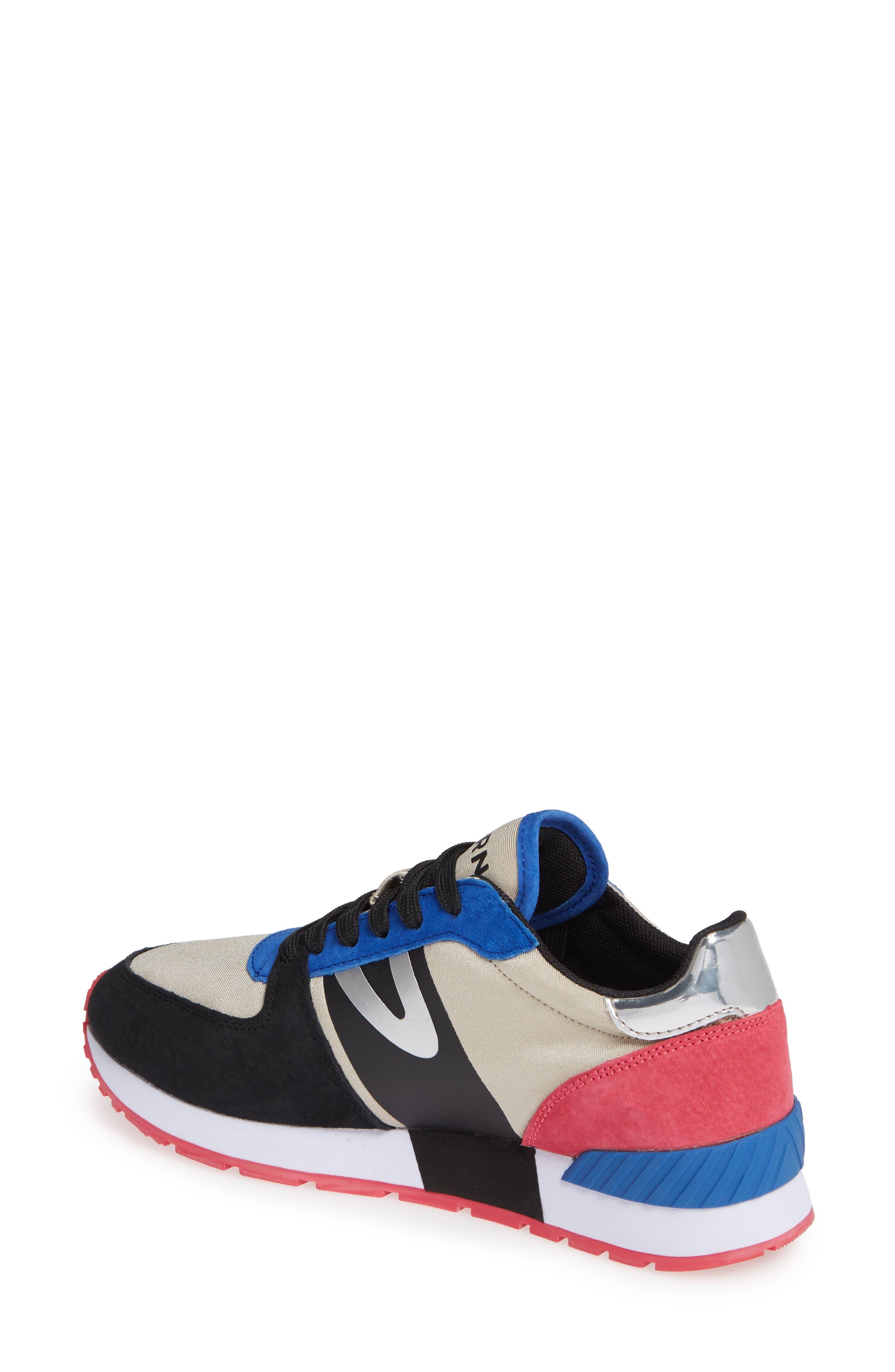 TRETORN,                             Loyola3 Sneaker,                             Alternate thumbnail 2, color,                             GLACIER GREY/ MARSHMALLOW