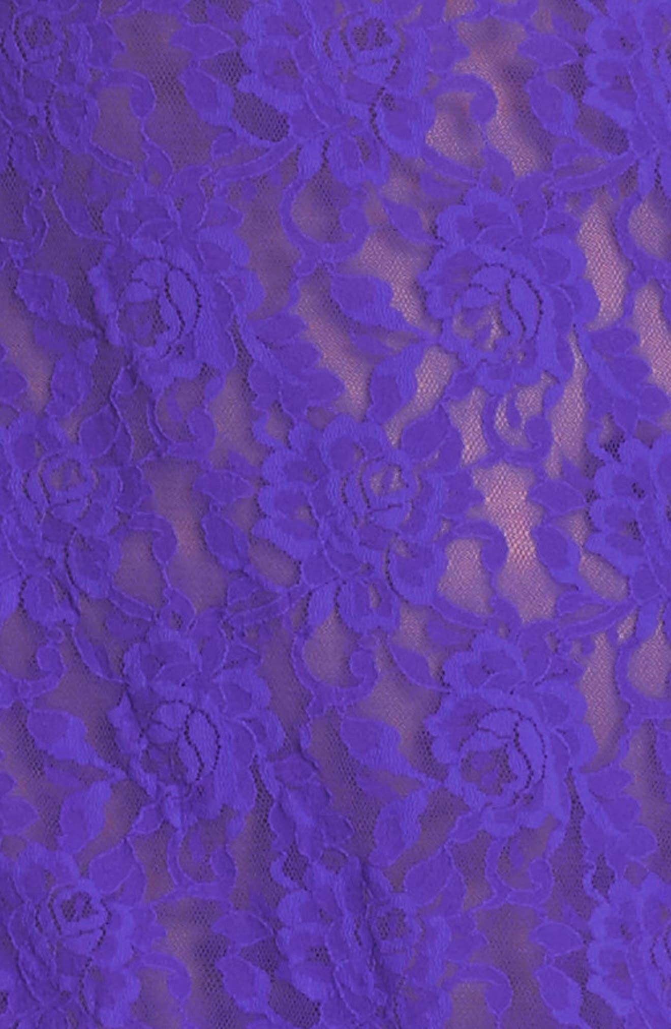 Signature Lace Chemise,                             Alternate thumbnail 5, color,                             543