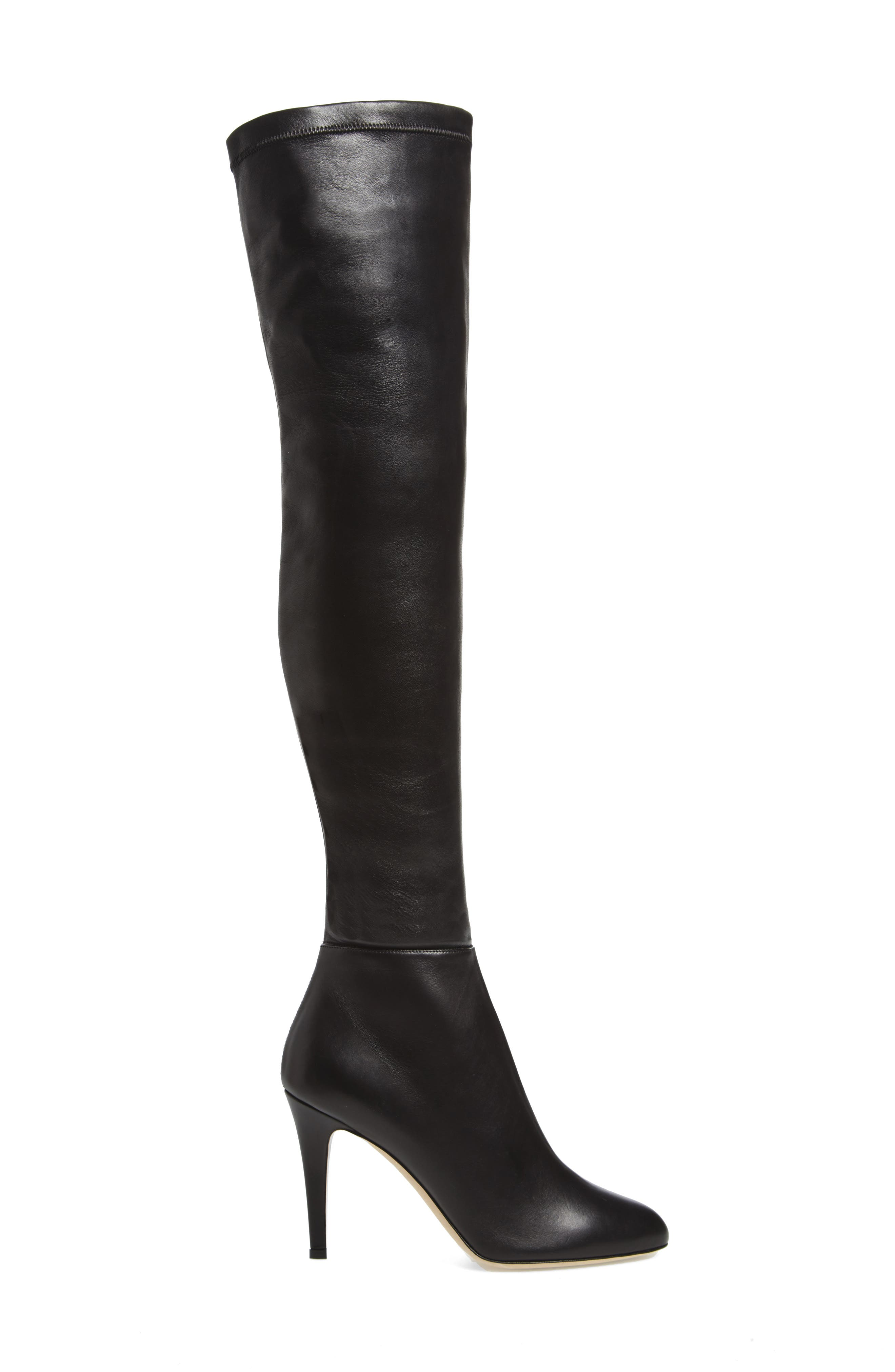 Over-the-Knee Boot,                             Alternate thumbnail 3, color,                             001