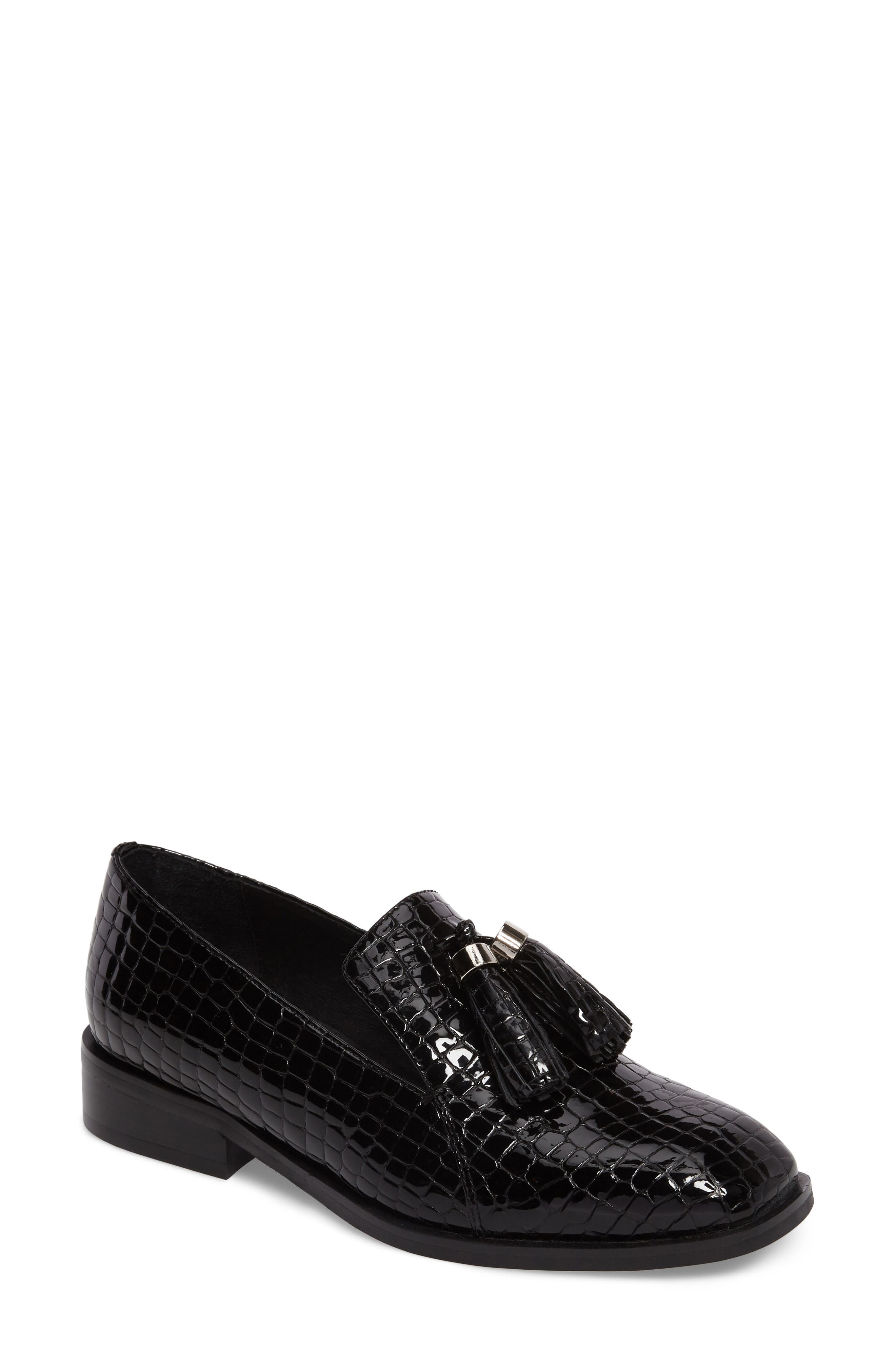 'Lawford' Tassel Loafer,                             Main thumbnail 2, color,