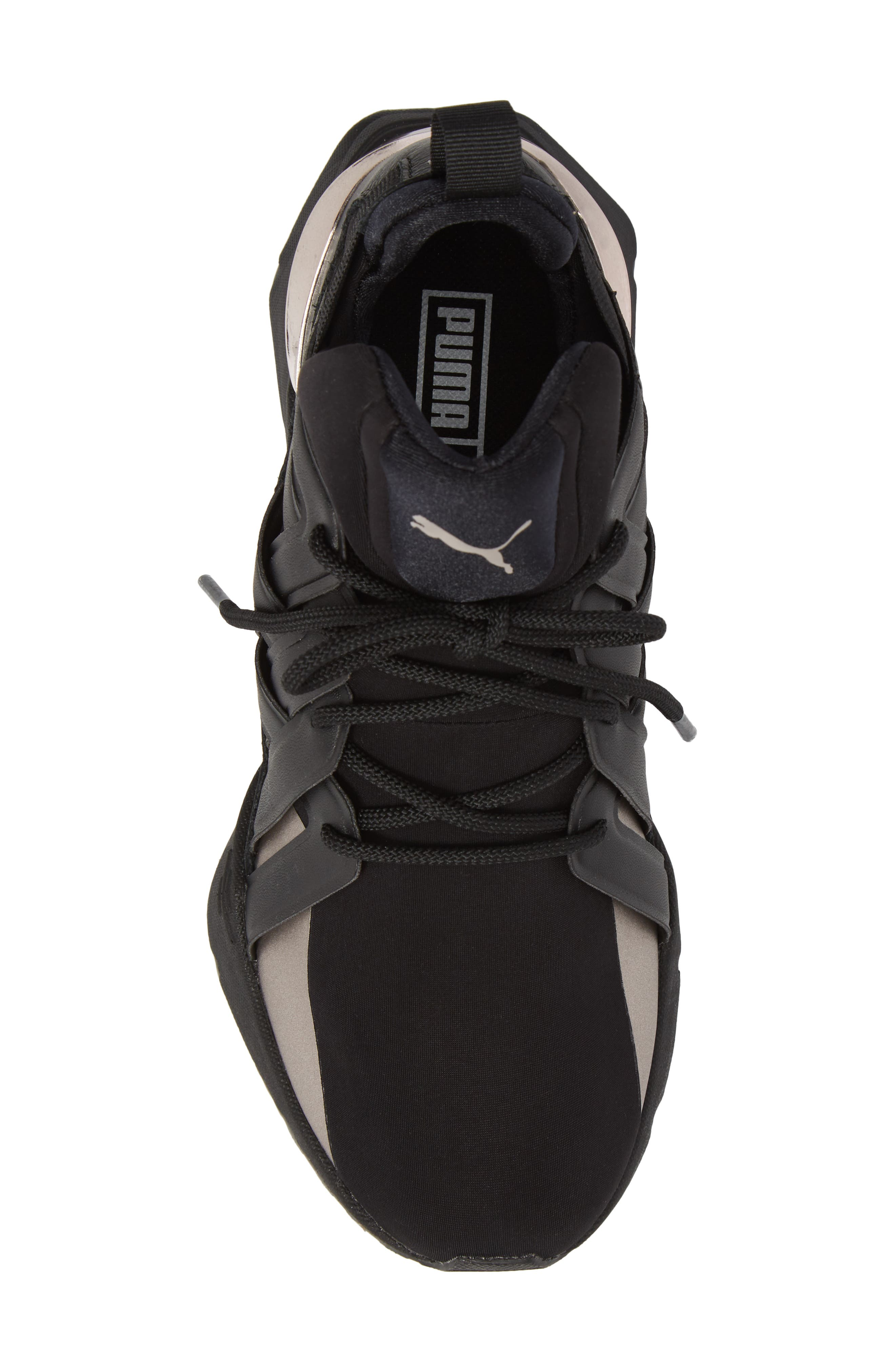 Muse Echo Sneaker,                             Alternate thumbnail 5, color,                             001