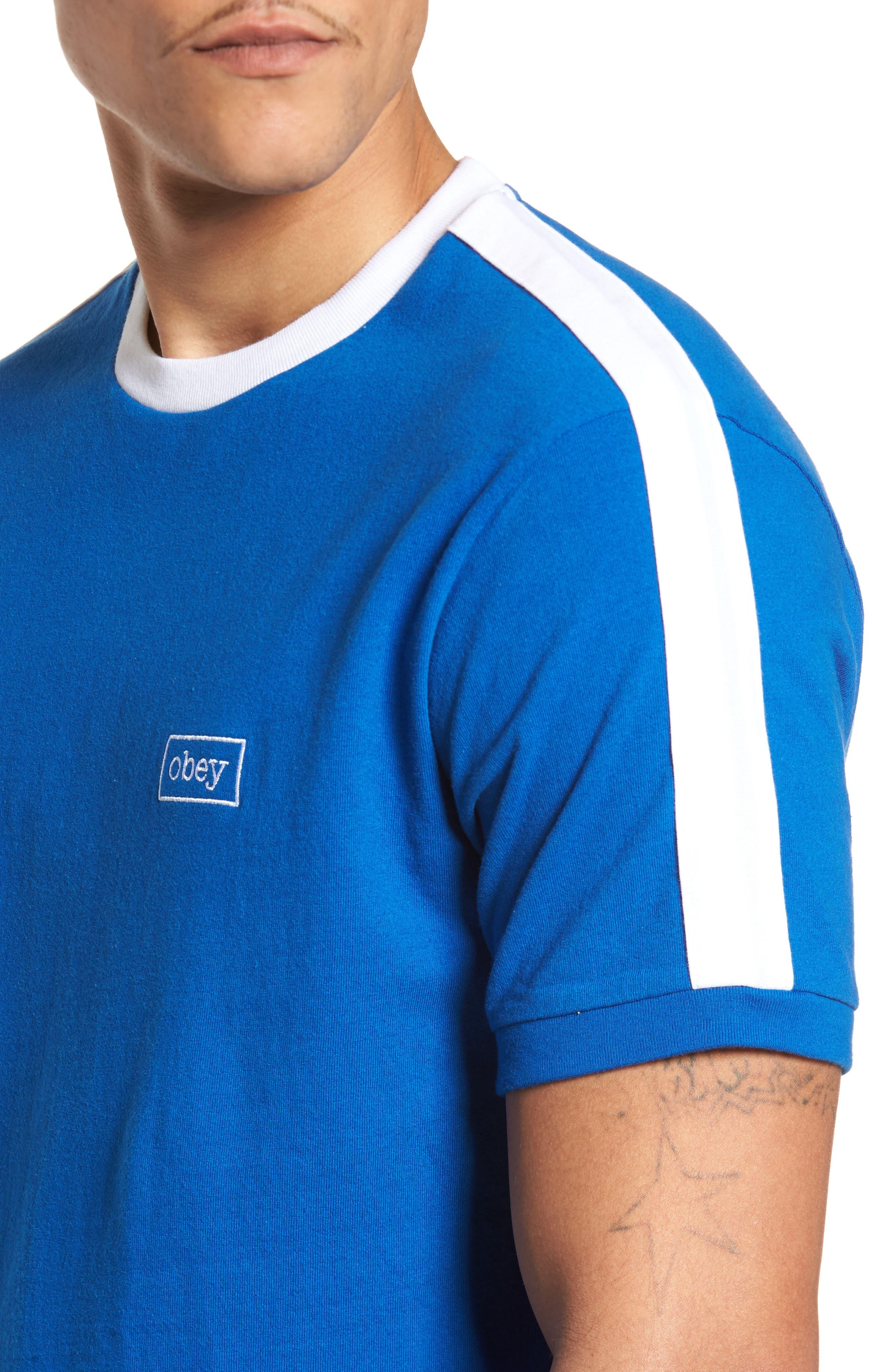 Borstal T-Shirt,                             Alternate thumbnail 4, color,                             424