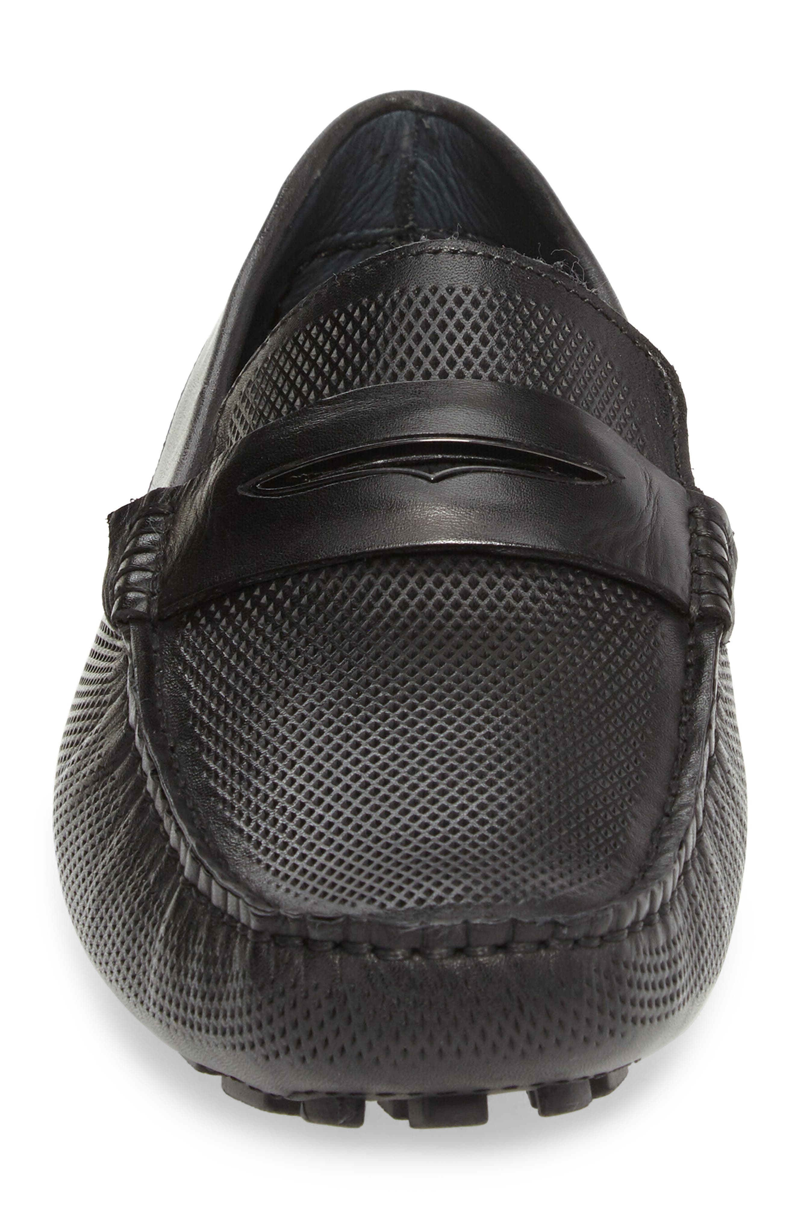 Mondrian Driving Shoe,                             Alternate thumbnail 4, color,                             001