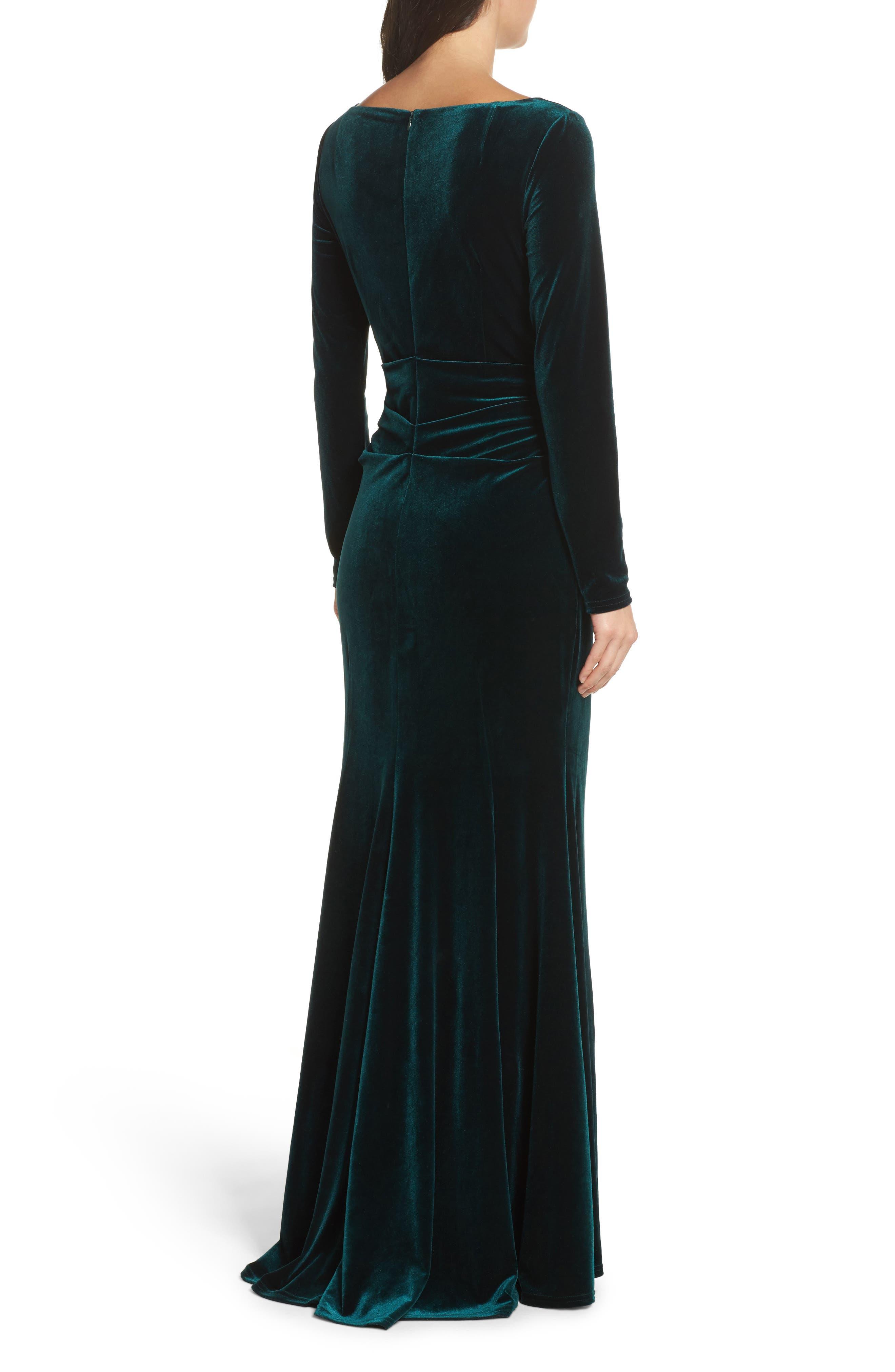 Velvet Gown,                             Alternate thumbnail 6, color,