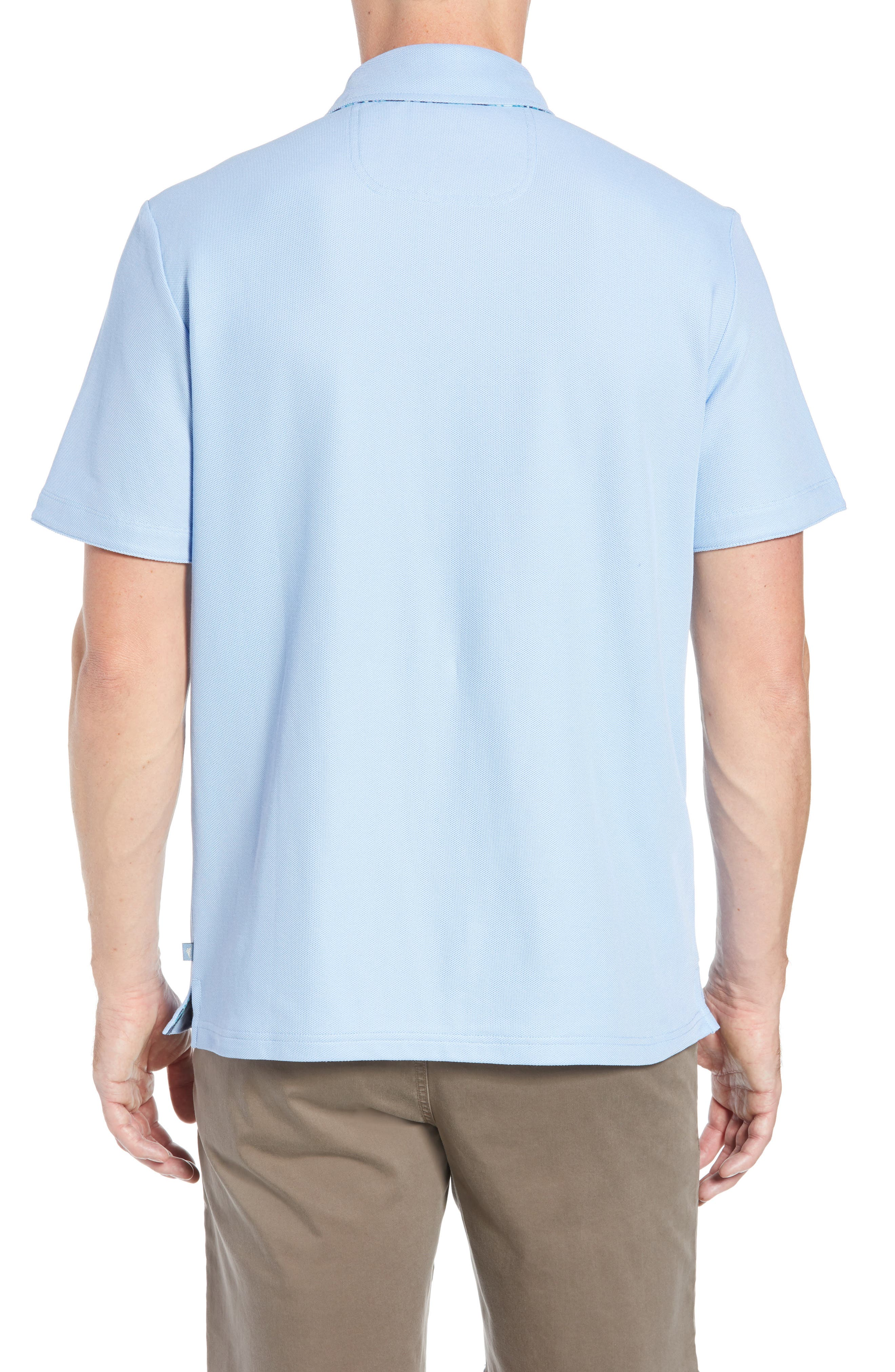 Five O'Clock Polo Shirt,                             Alternate thumbnail 2, color,                             400