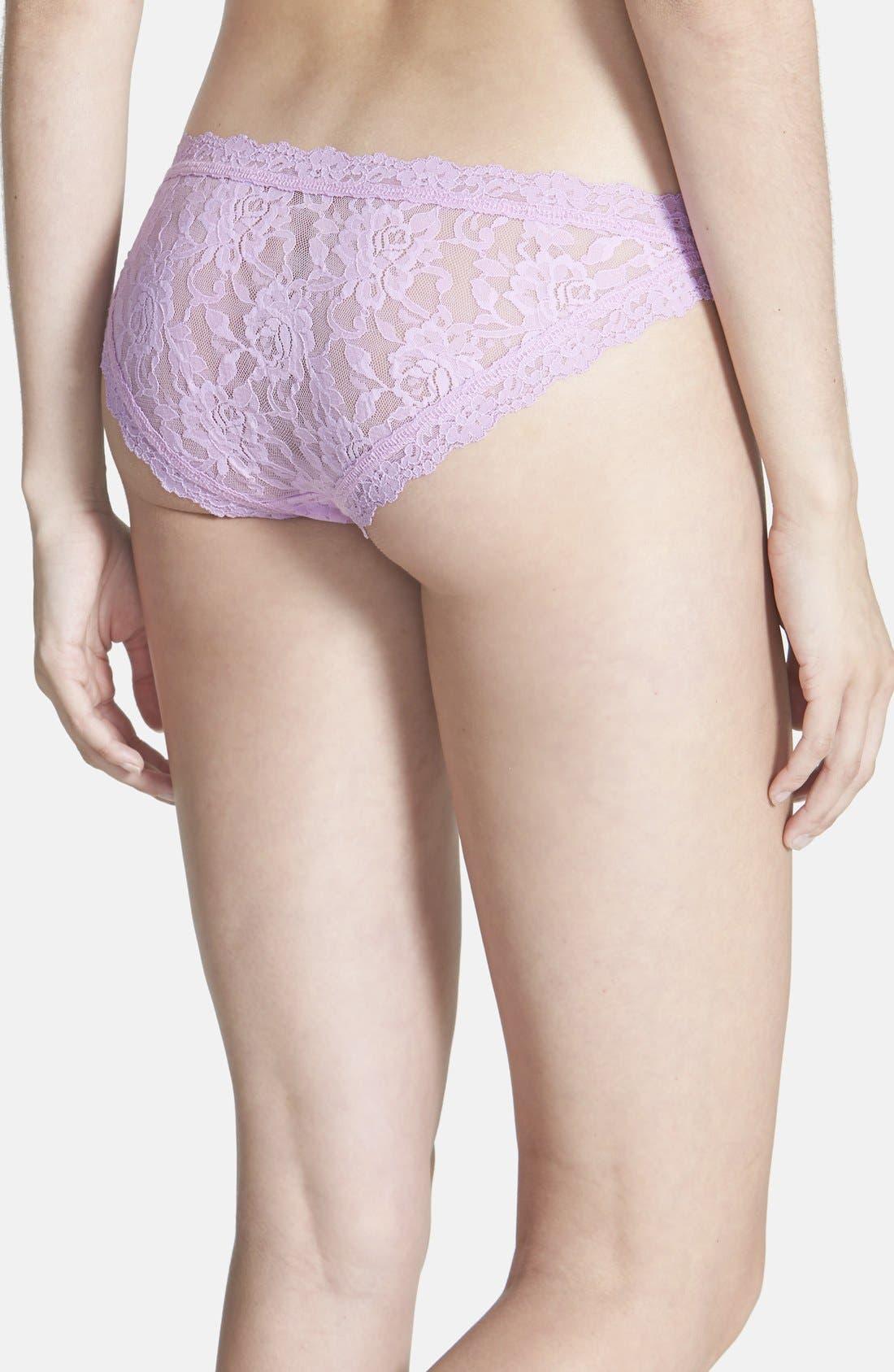 'Signature Lace' Brazilian Bikini,                             Alternate thumbnail 55, color,