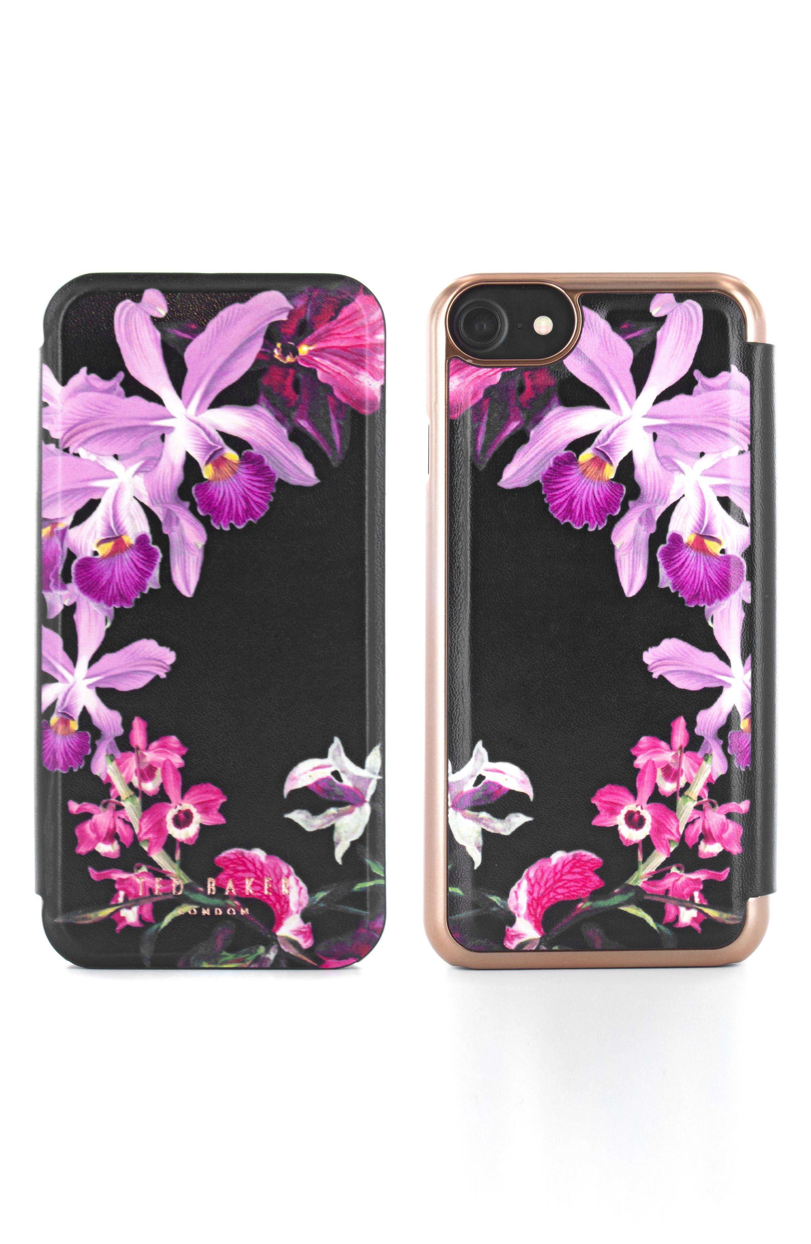 Sidra Garden iPhone 6/6s/7/8 Plus Case,                             Main thumbnail 1, color,                             001