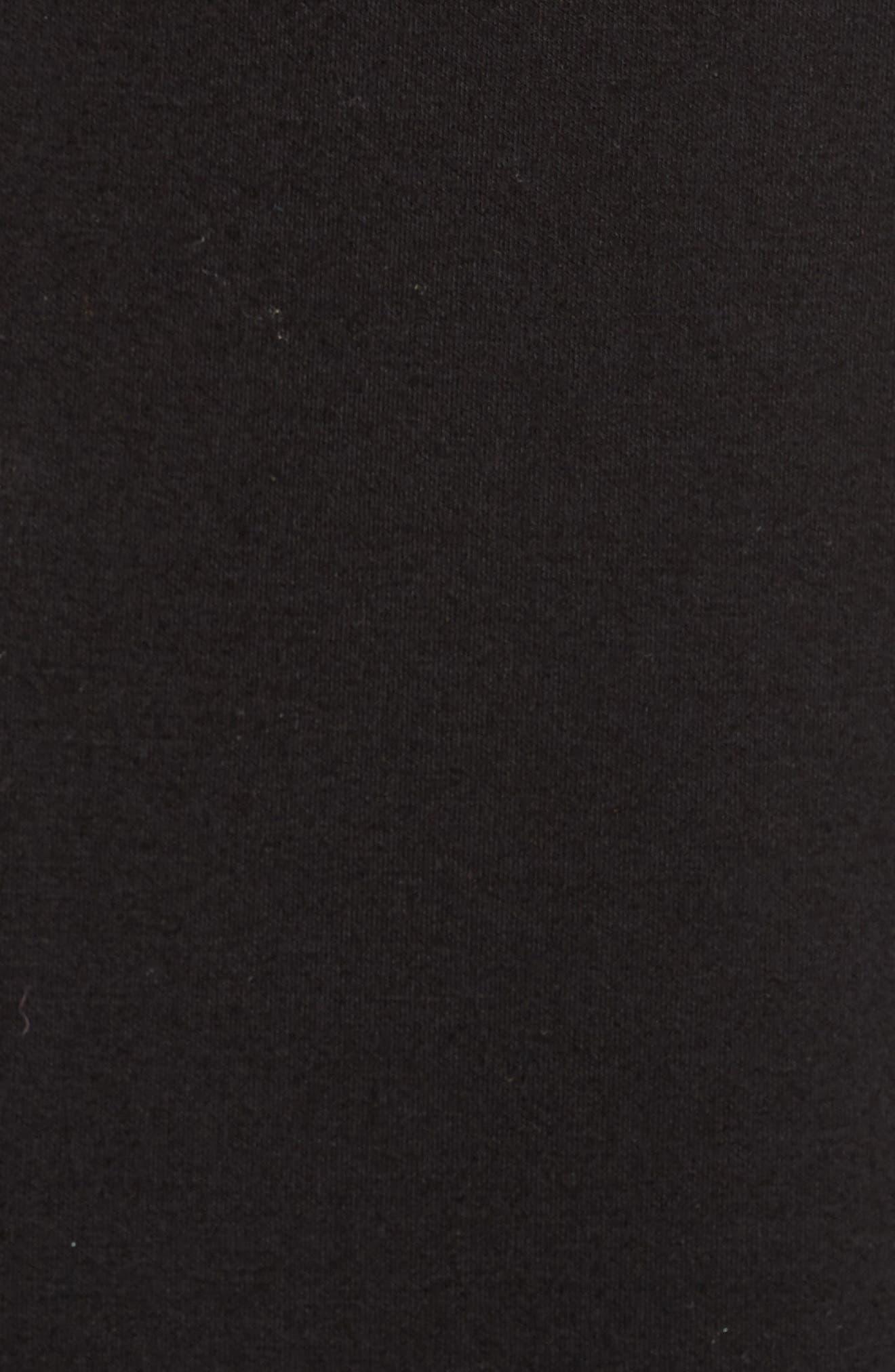 Harlei Scuba Moto Jacket,                             Alternate thumbnail 7, color,                             001