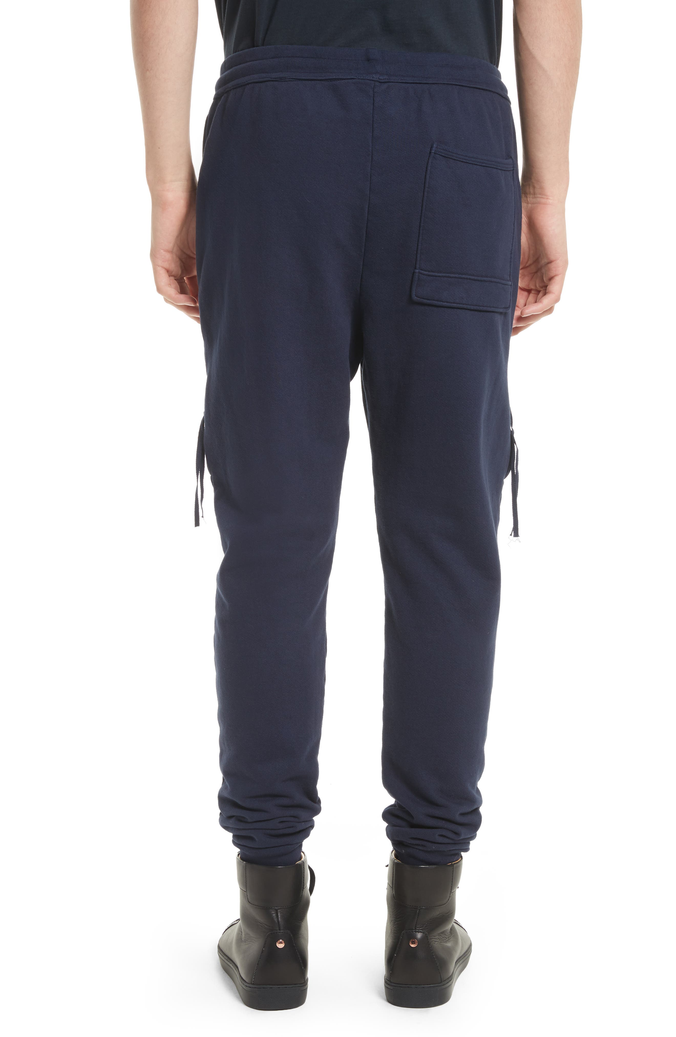 Muldoom Cargo Jogger Pants,                             Alternate thumbnail 4, color,