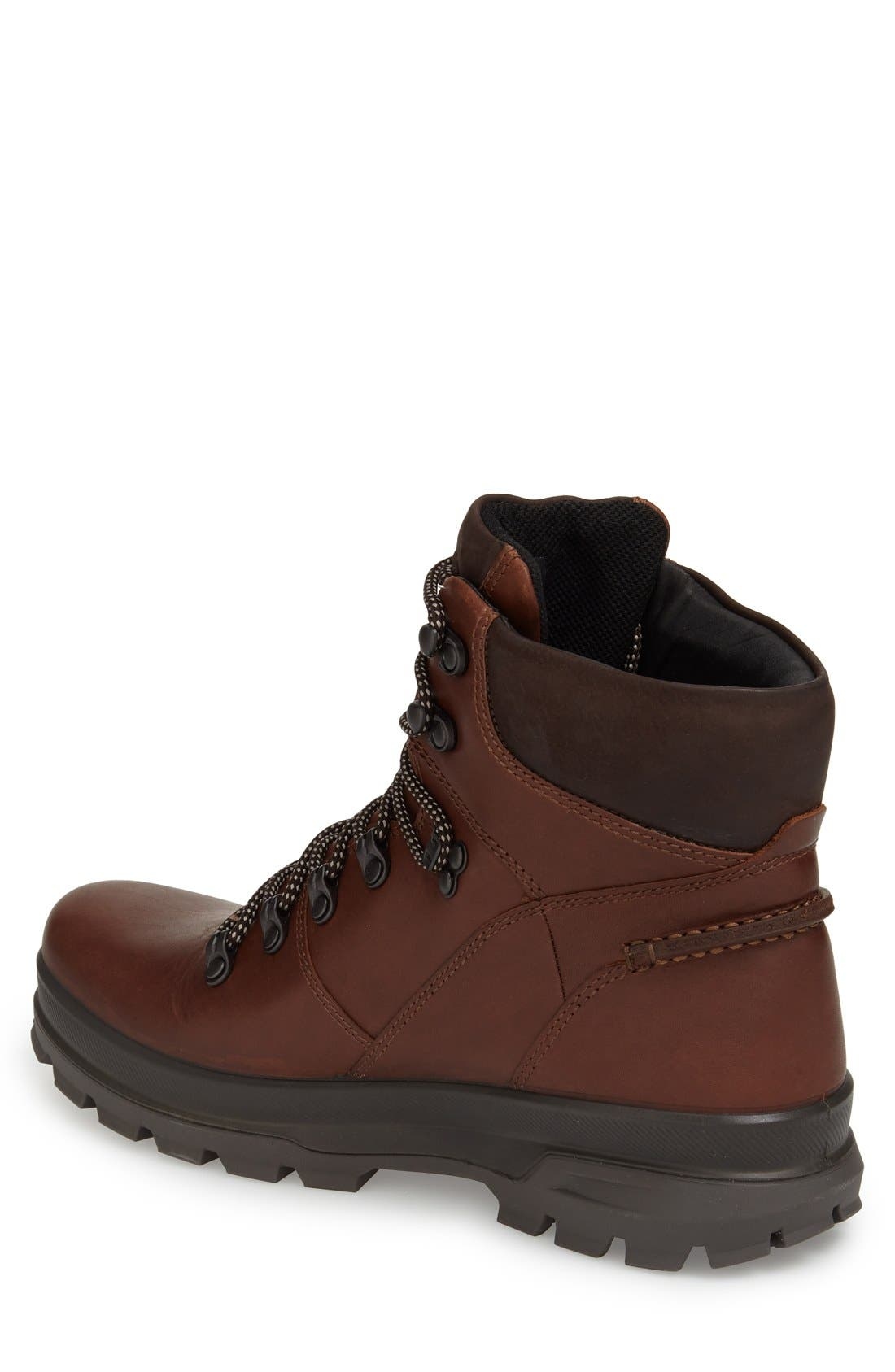 'Rugged Track GTX' Hiking Boot,                             Alternate thumbnail 2, color,                             BISON/ MOCHA LEATHER