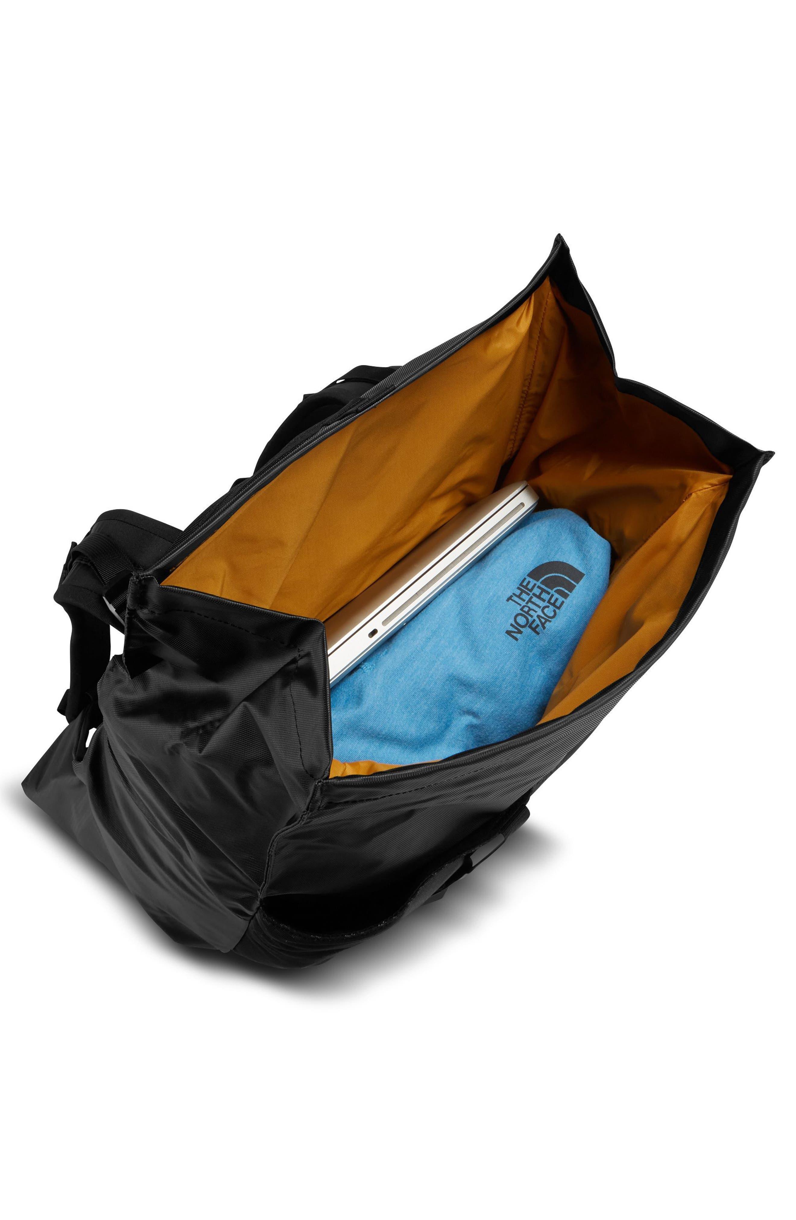 Itinerant Backpack,                             Alternate thumbnail 3, color,                             TNF BLACK