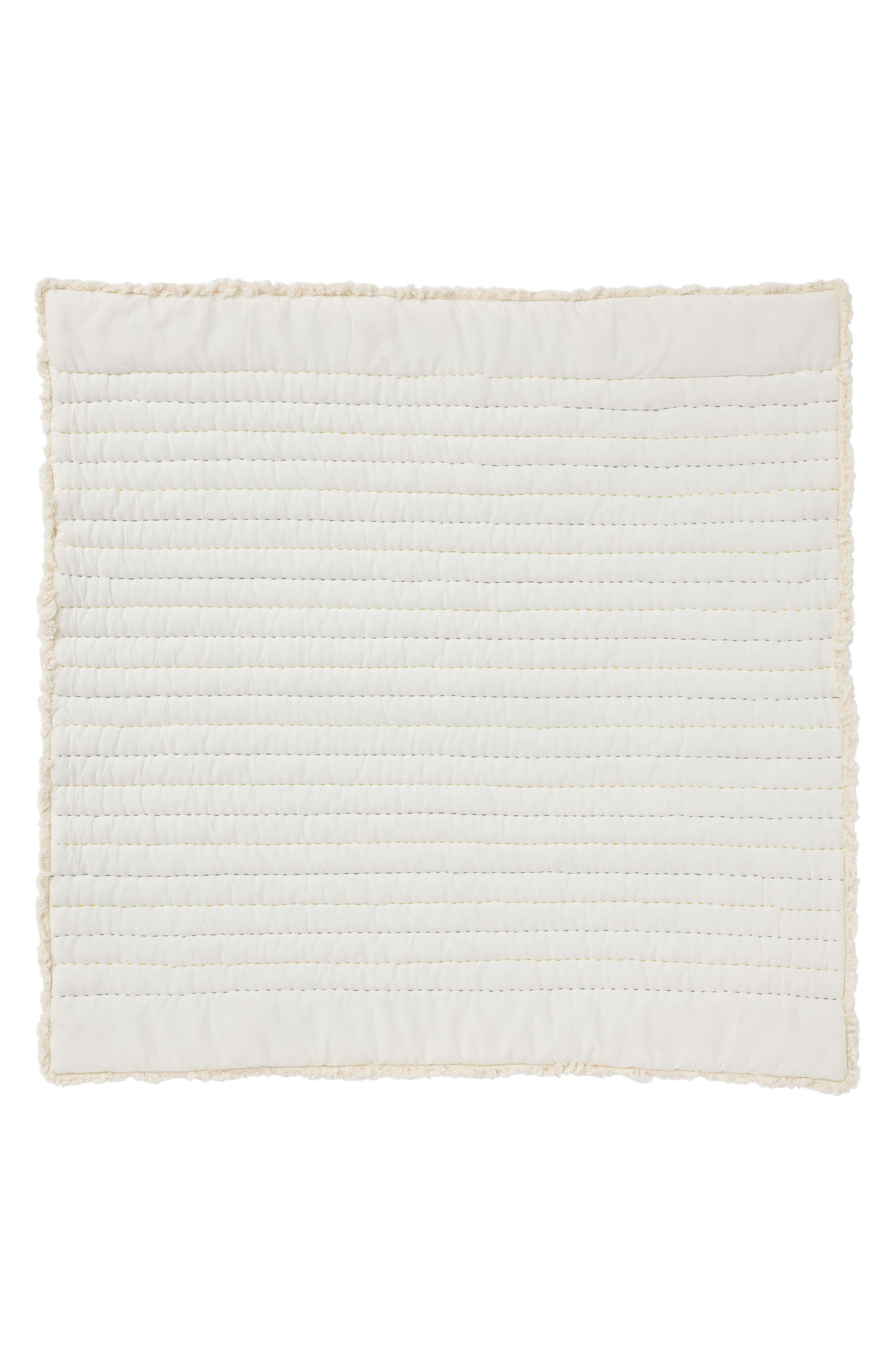 Little Peeps Play Blanket,                             Alternate thumbnail 2, color,                             GREY