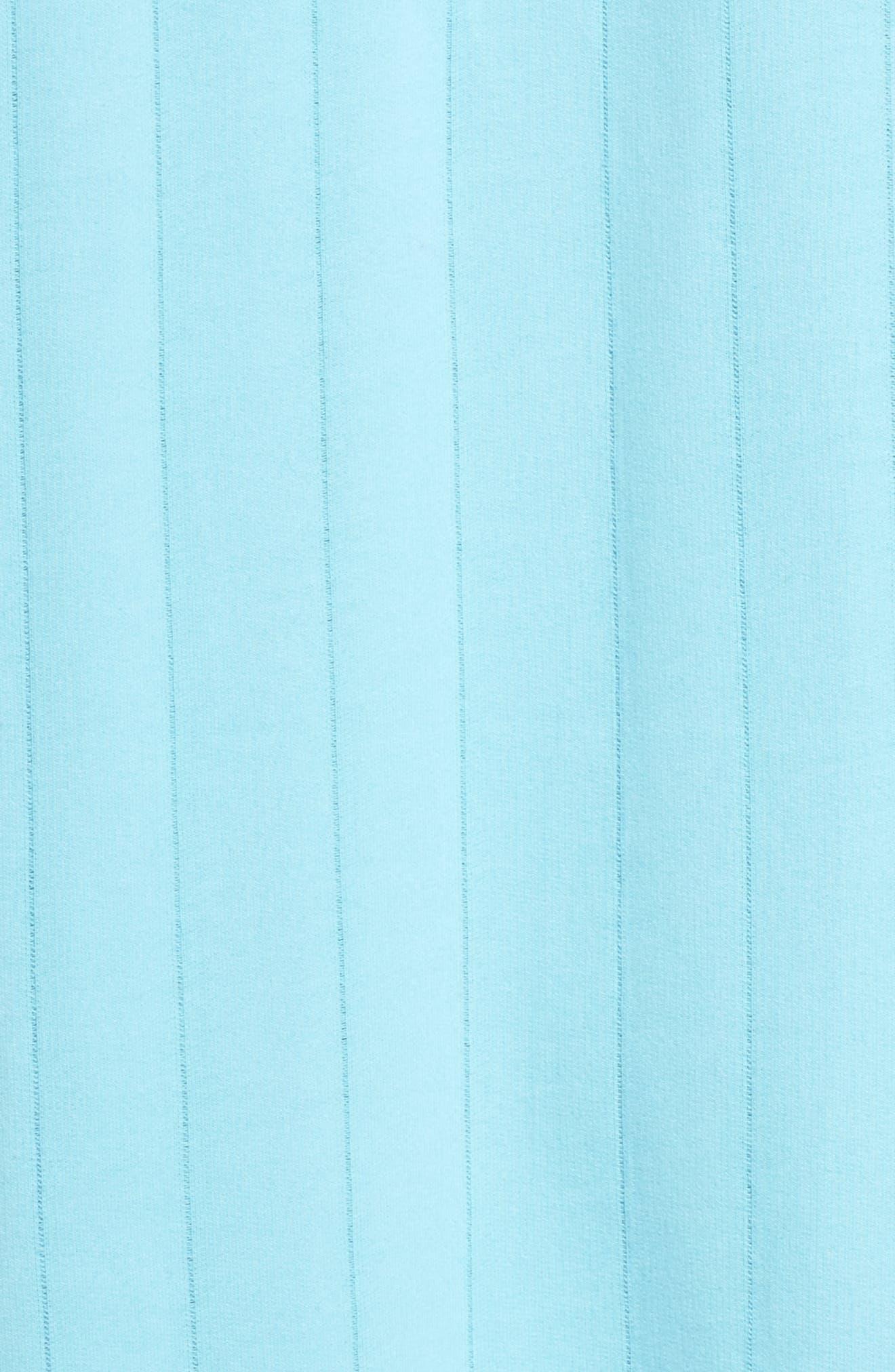 Short Zip Robe,                             Alternate thumbnail 5, color,                             470