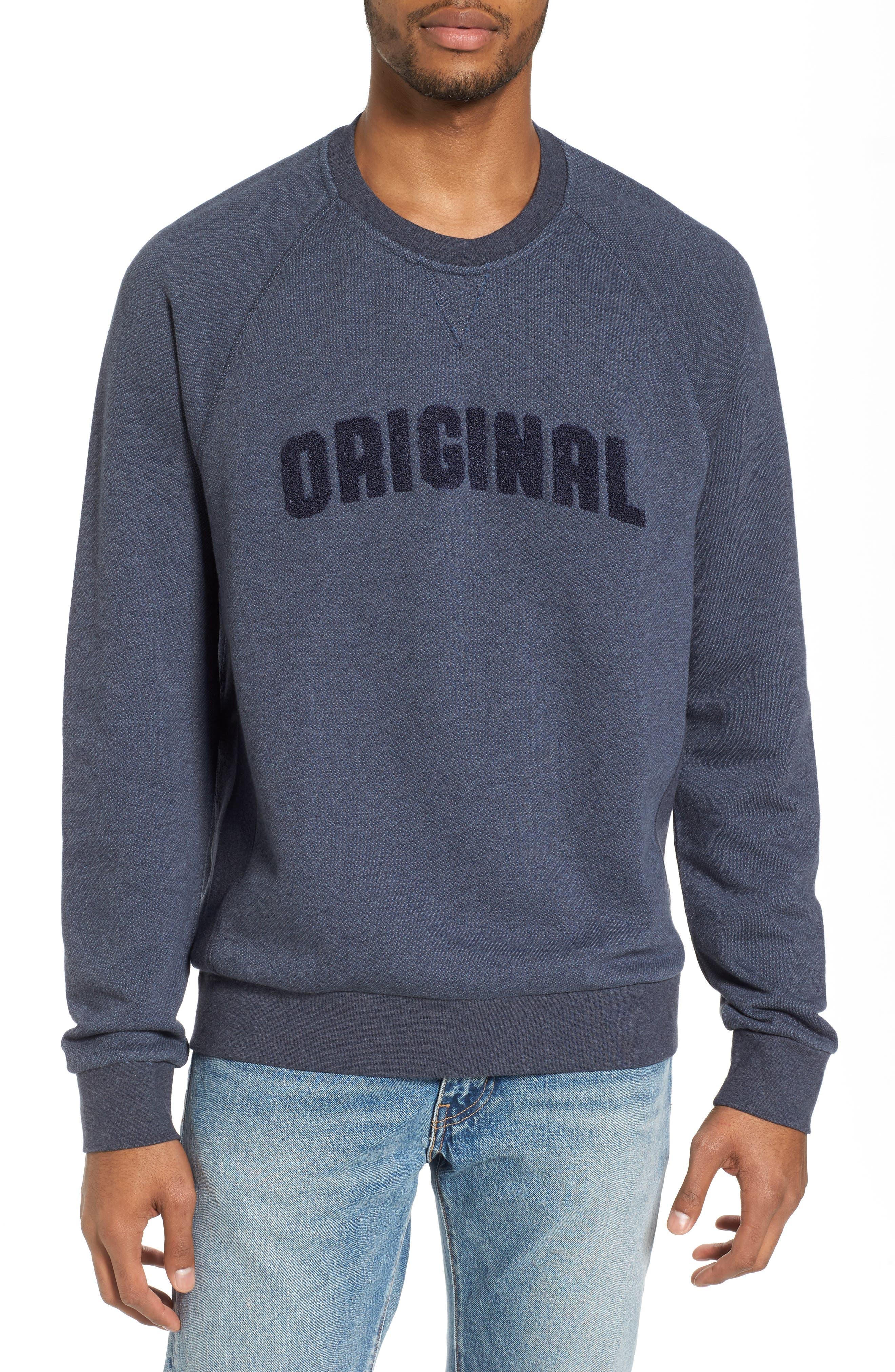 Bouclé Sweatshirt,                             Main thumbnail 1, color,