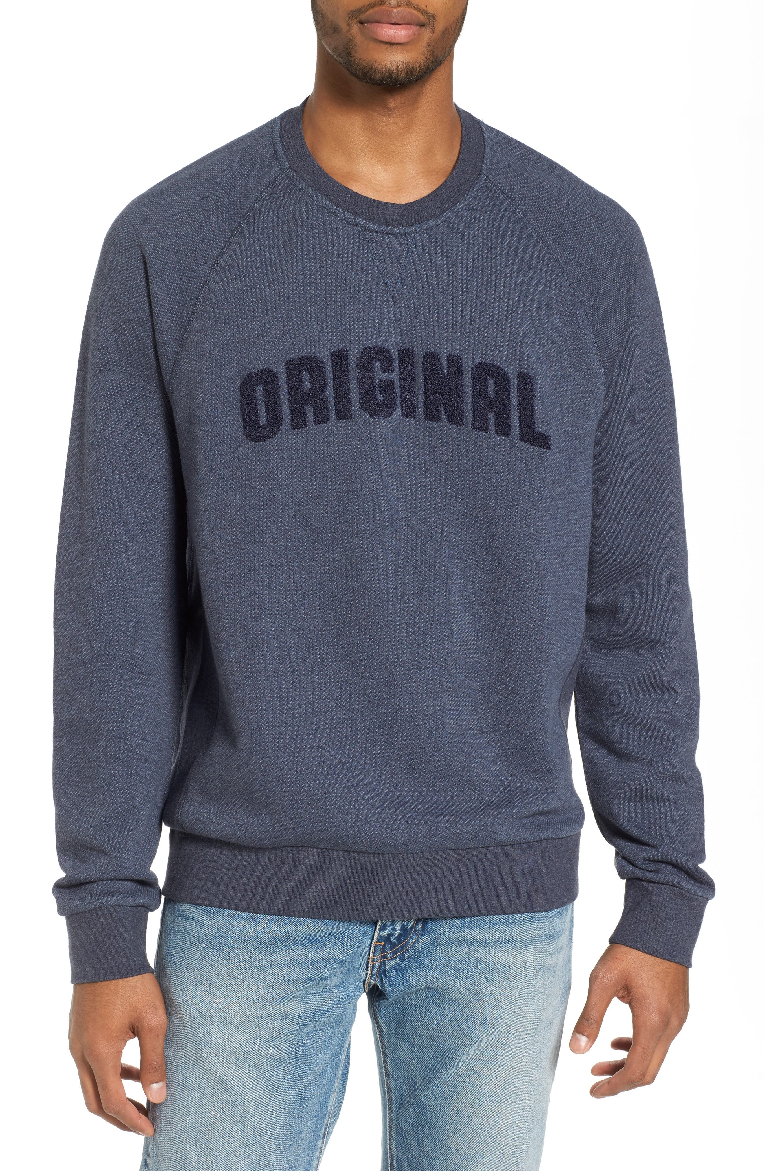 Bouclé Sweatshirt,                         Main,                         color,