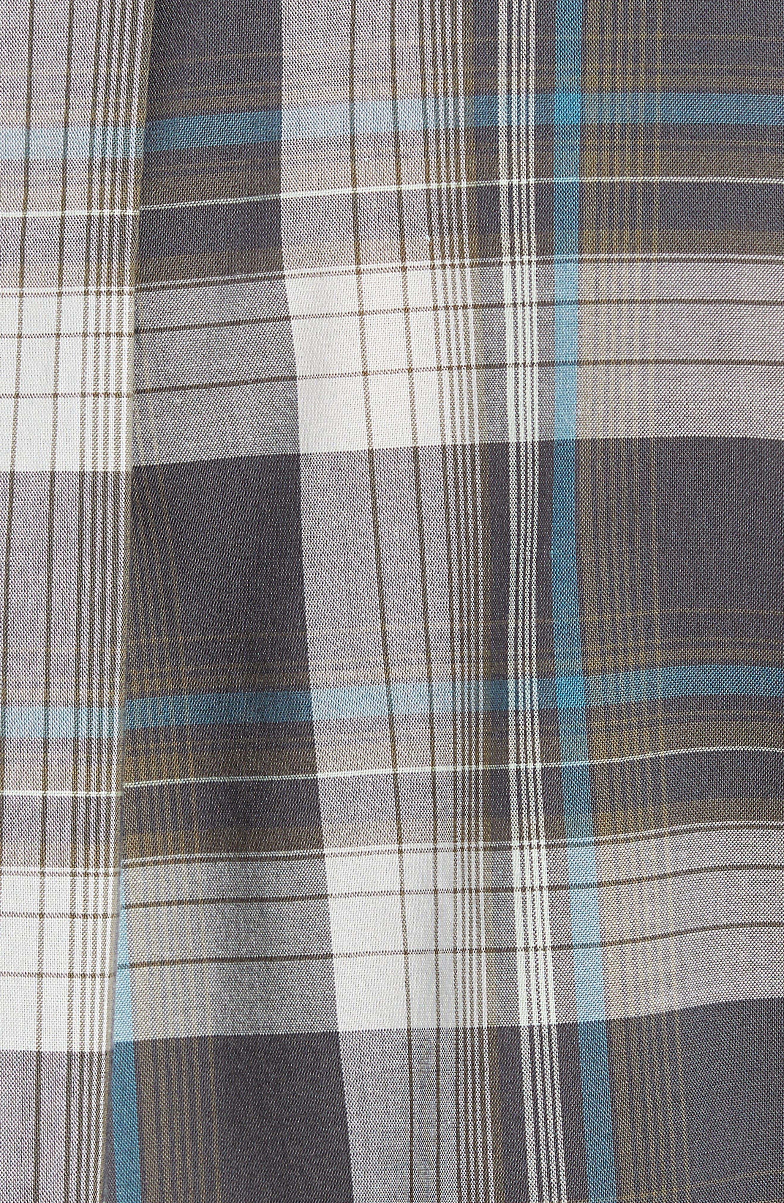 Gentry Short Sleeve Shirt,                             Alternate thumbnail 5, color,                             020
