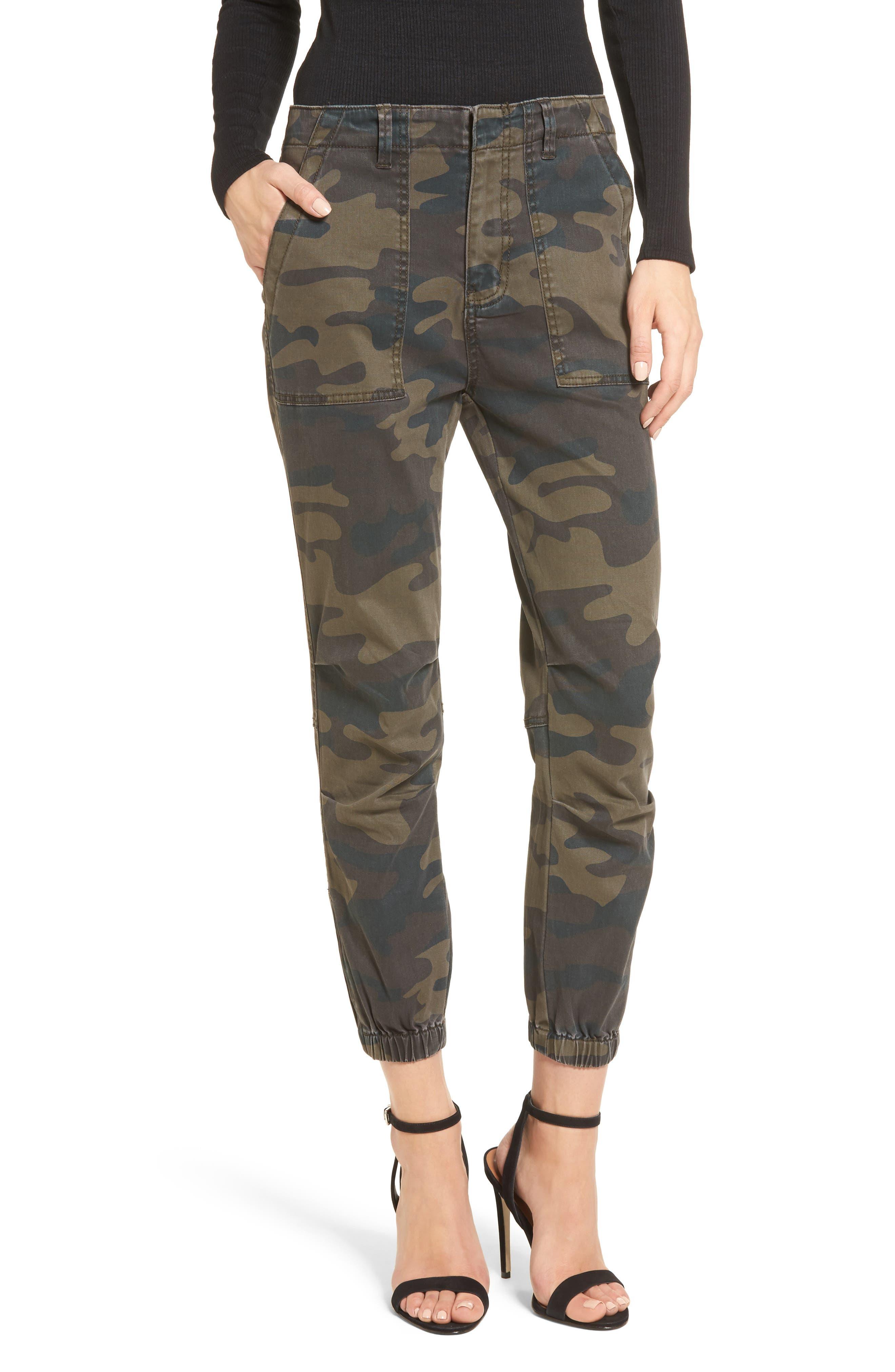 Jensen Prime Camo Jogger Pants,                         Main,                         color, 300