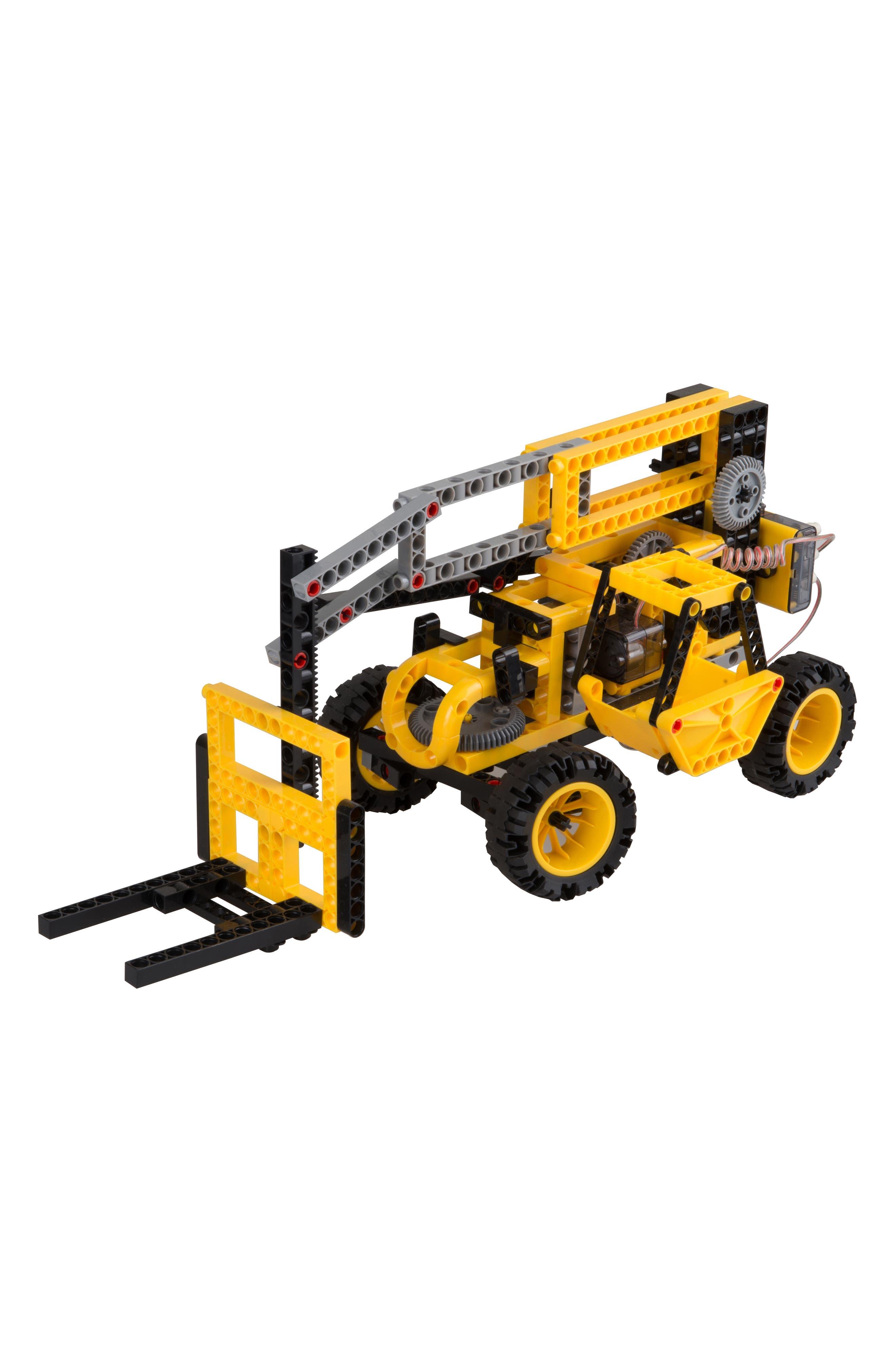Remote Control Machines Construction Vehicles Kit,                             Alternate thumbnail 6, color,                             MULTI