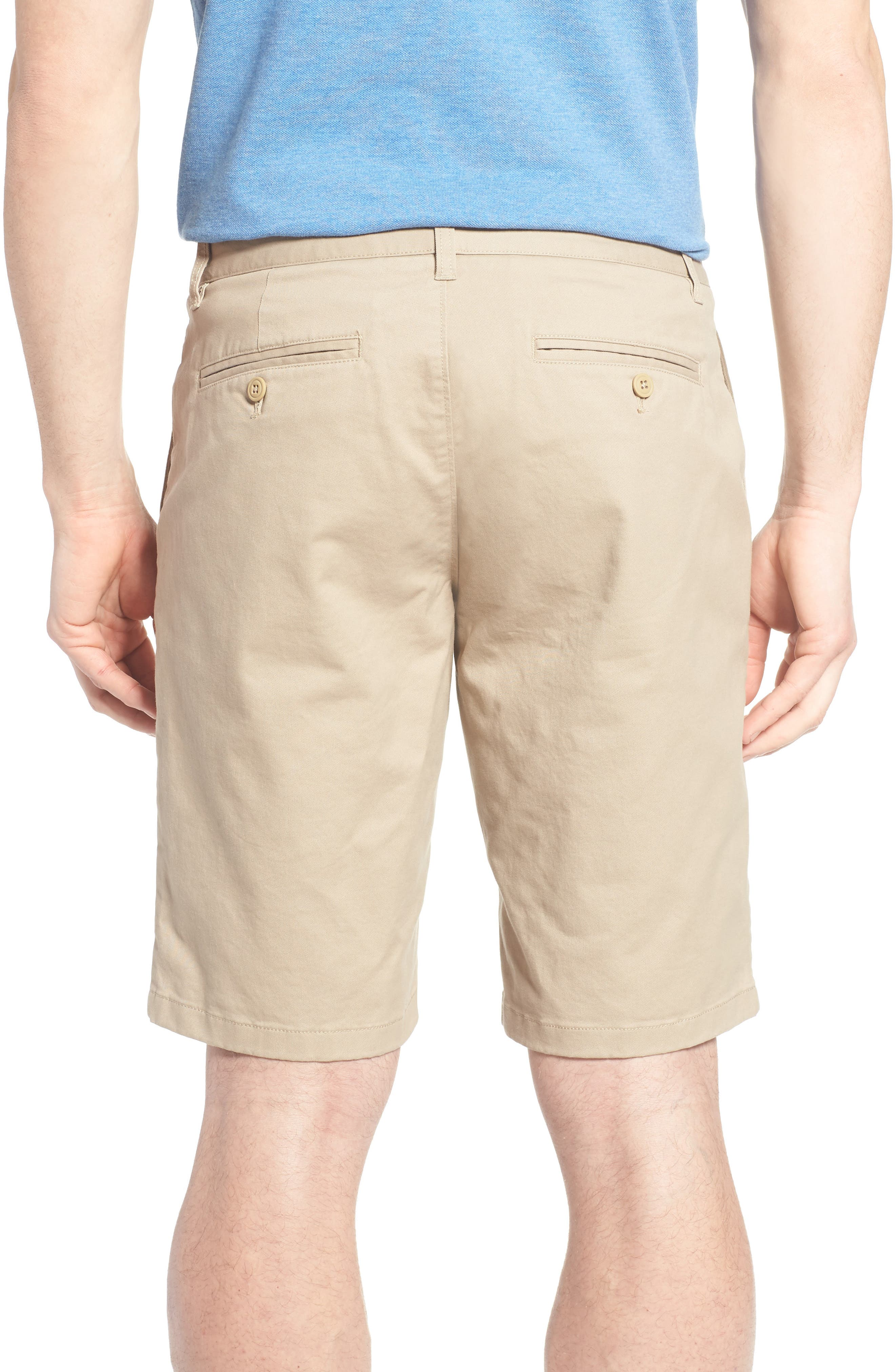 Stretch Washed Chino 11-Inch Shorts,                             Alternate thumbnail 36, color,