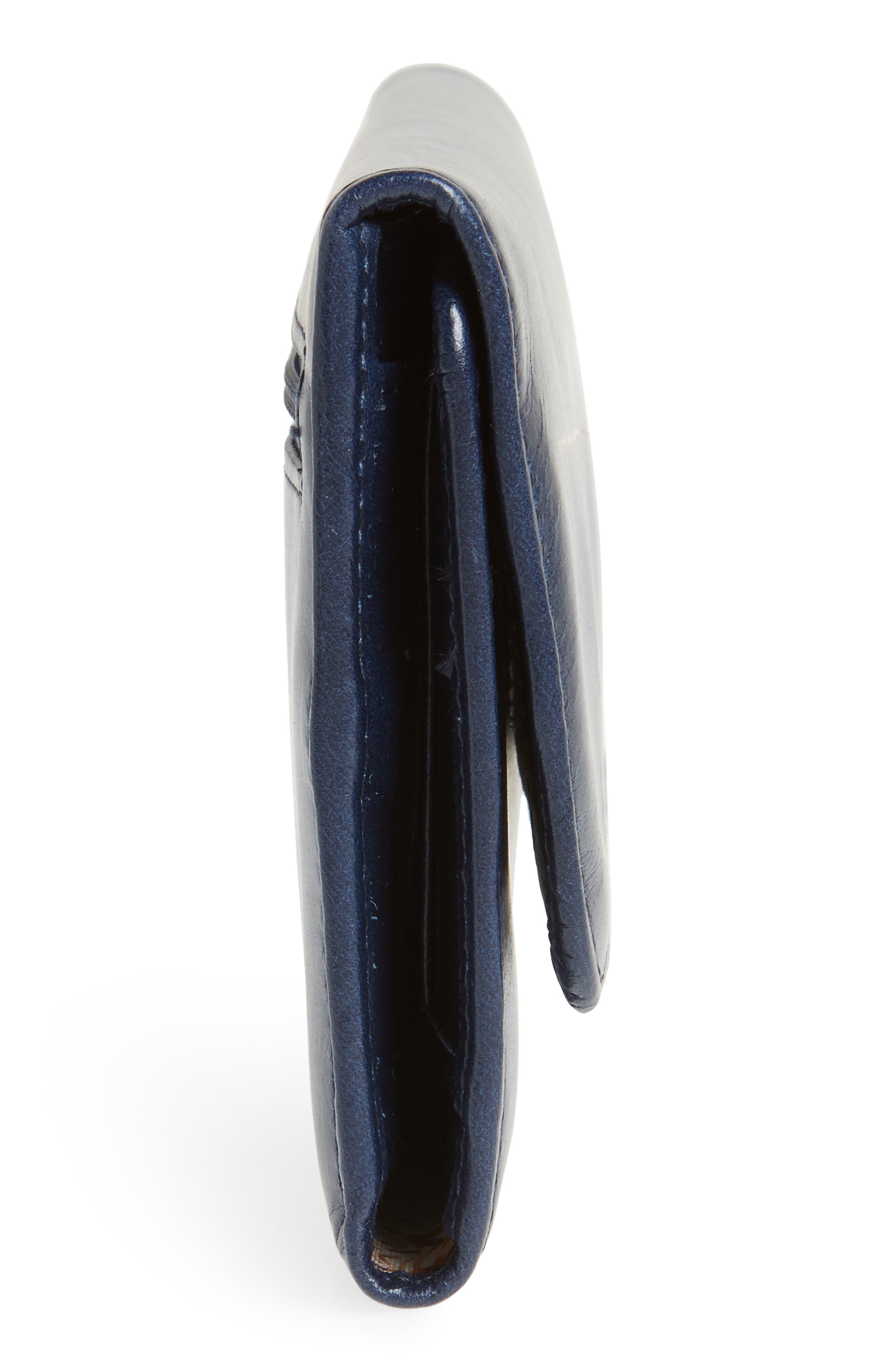 'Sadie' Leather Wallet,                             Alternate thumbnail 173, color,