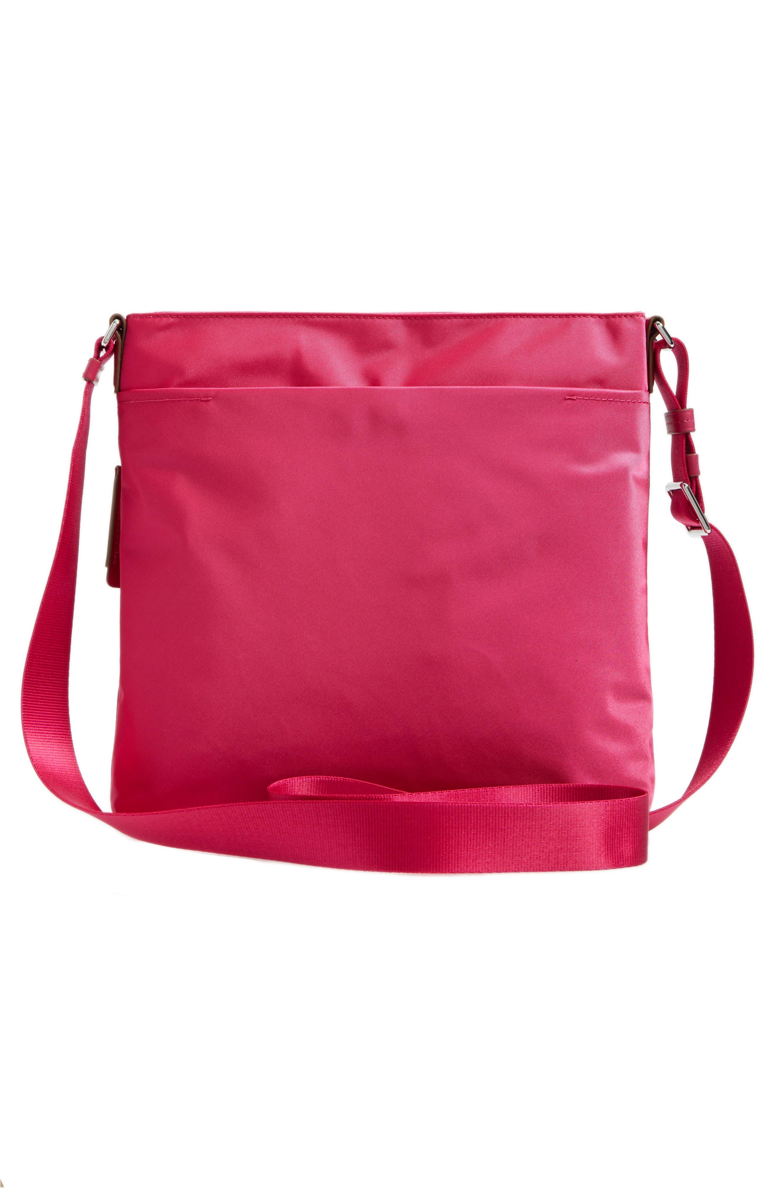 Voyageur - Capri Nylon Crossbody Bag,                             Alternate thumbnail 46, color,