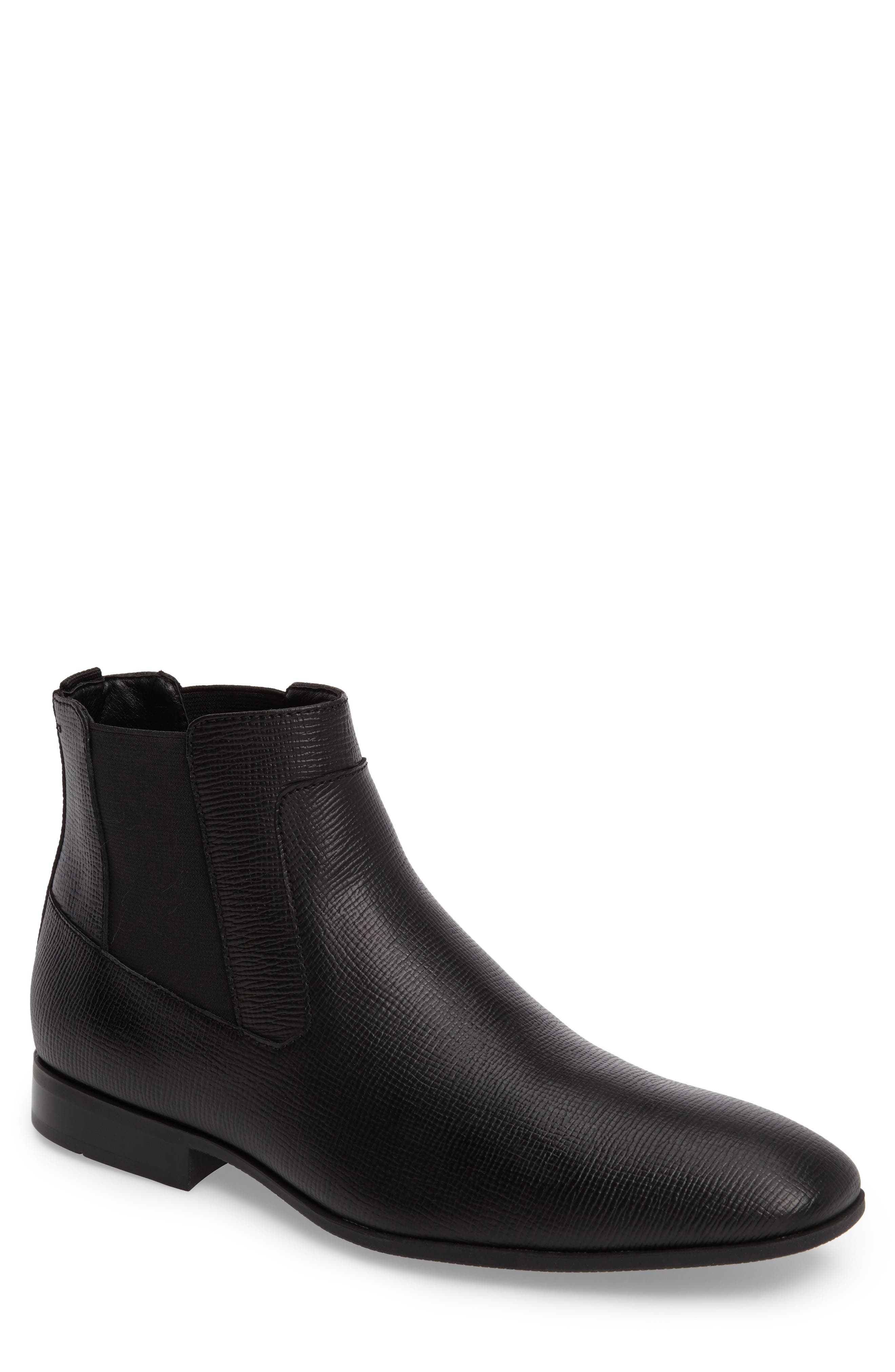 Christoff Chelsea Boot,                         Main,                         color, 001