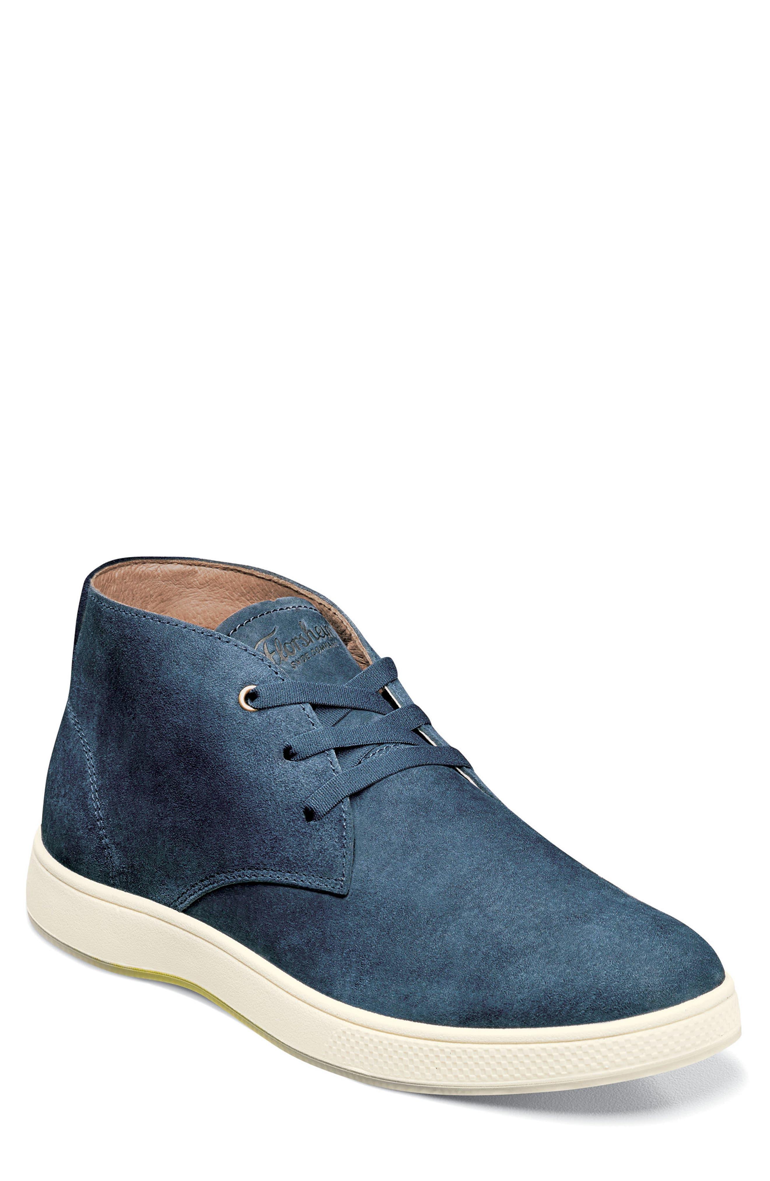 Florsheim Edge Chukka Boot - Blue