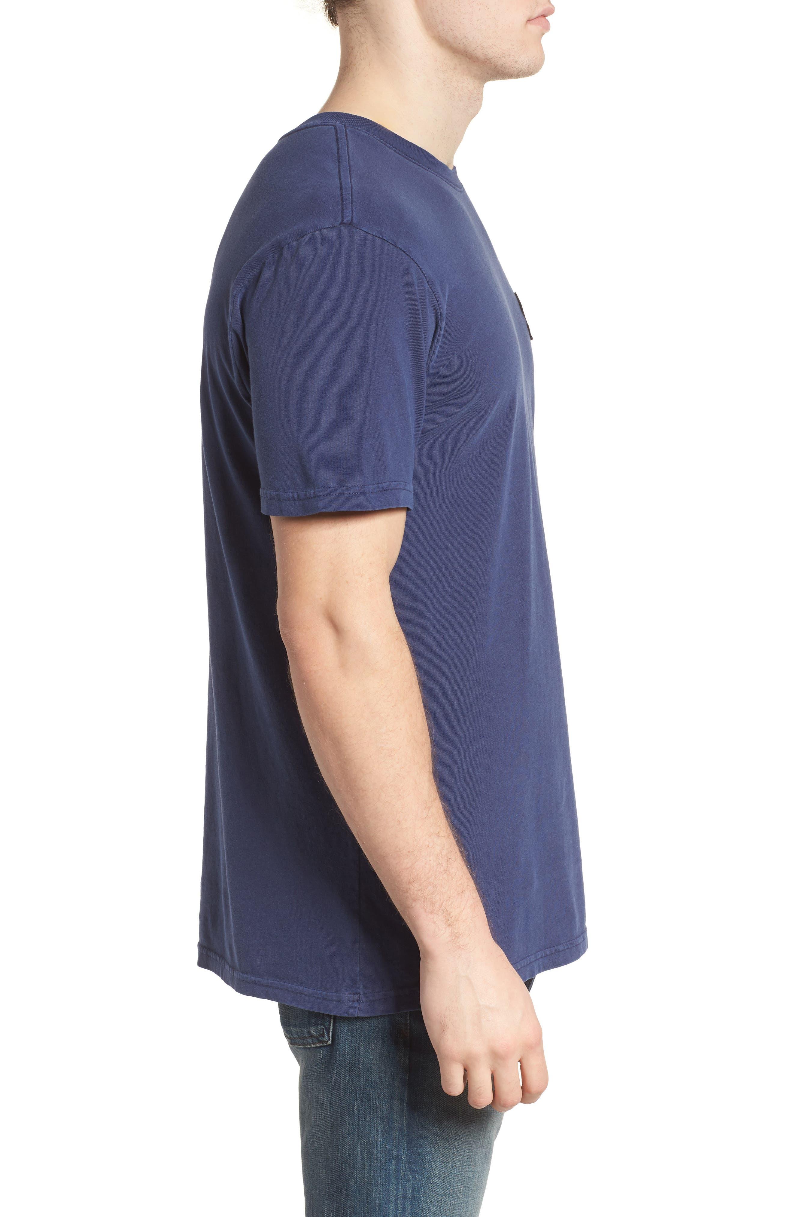 x Pendleton Grand Canyon Patch T-Shirt,                             Alternate thumbnail 3, color,
