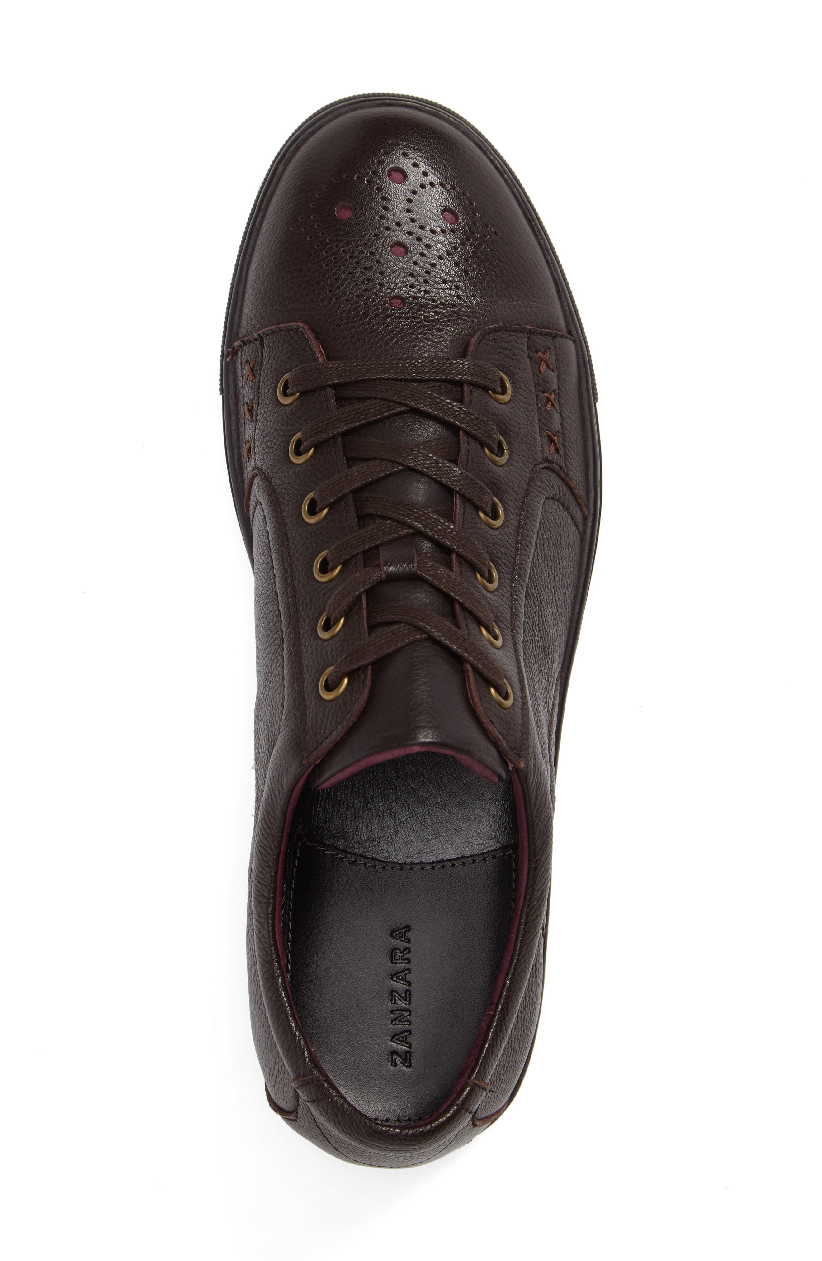 'Drum' Lace-Up Sneaker,                             Alternate thumbnail 12, color,