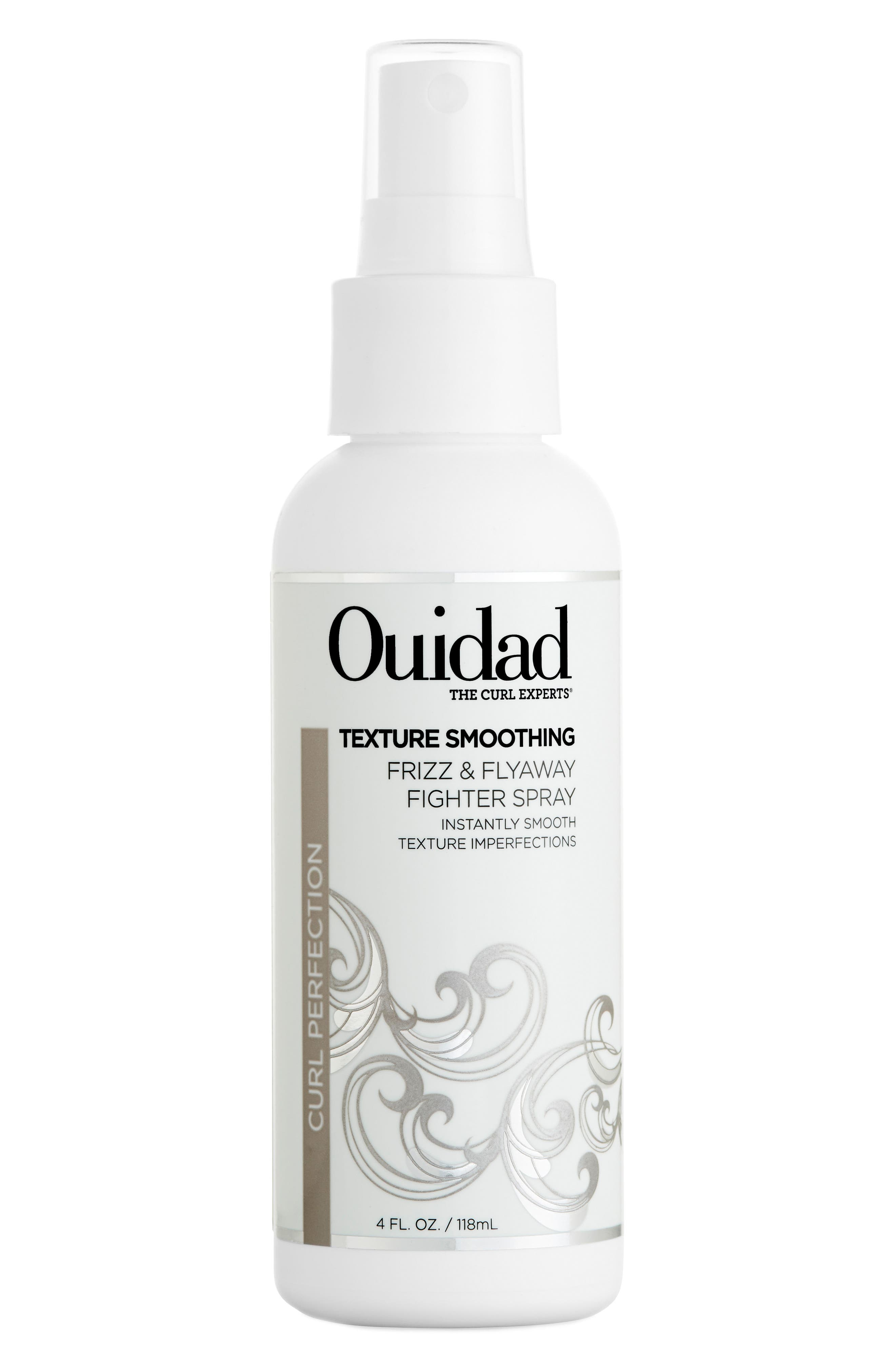 Texture Smoothing Frizz & Flyaway Fighter Spray,                             Main thumbnail 1, color,                             000