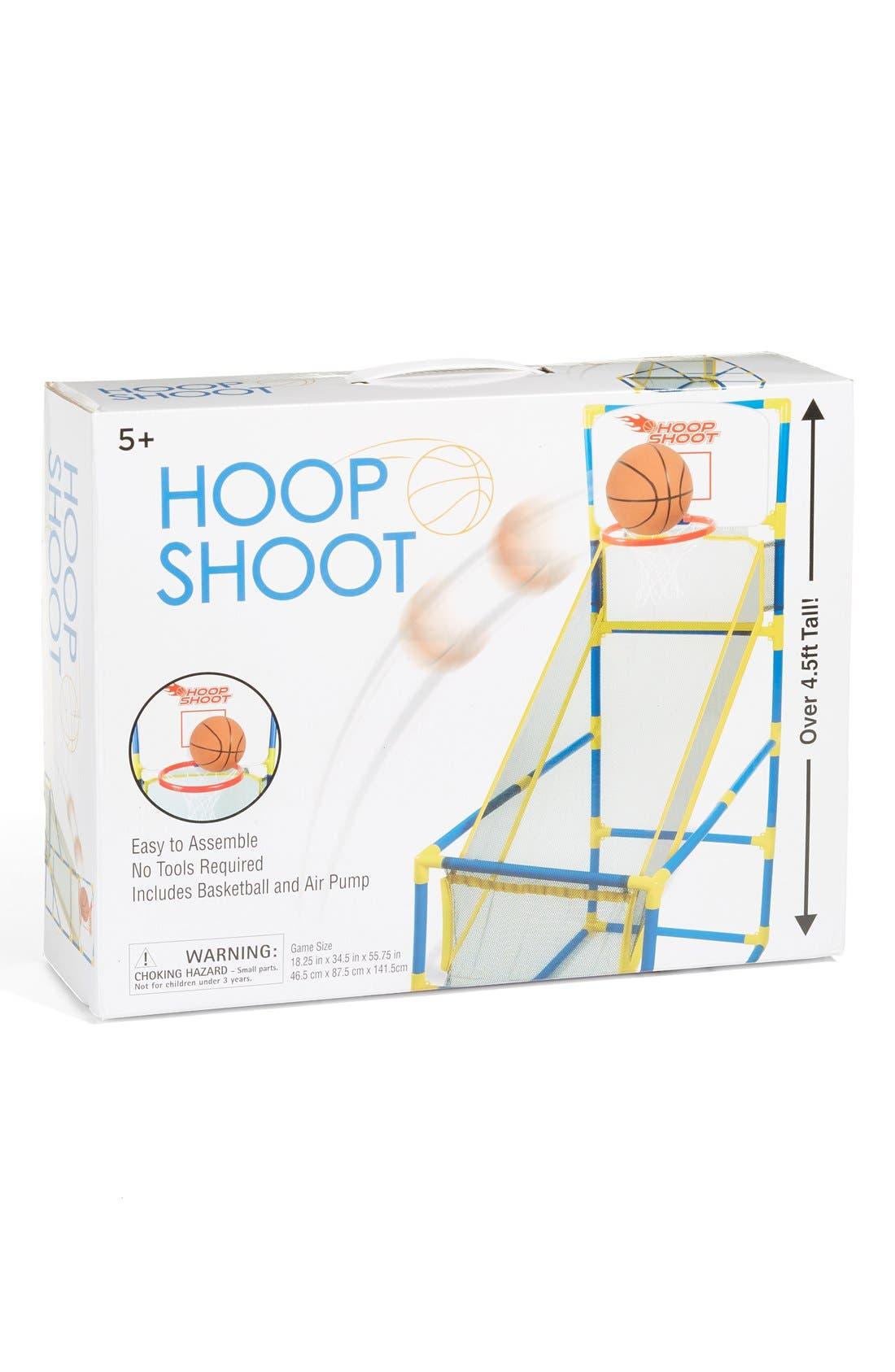 Hoop Shoot Basketball Play Set,                             Alternate thumbnail 4, color,