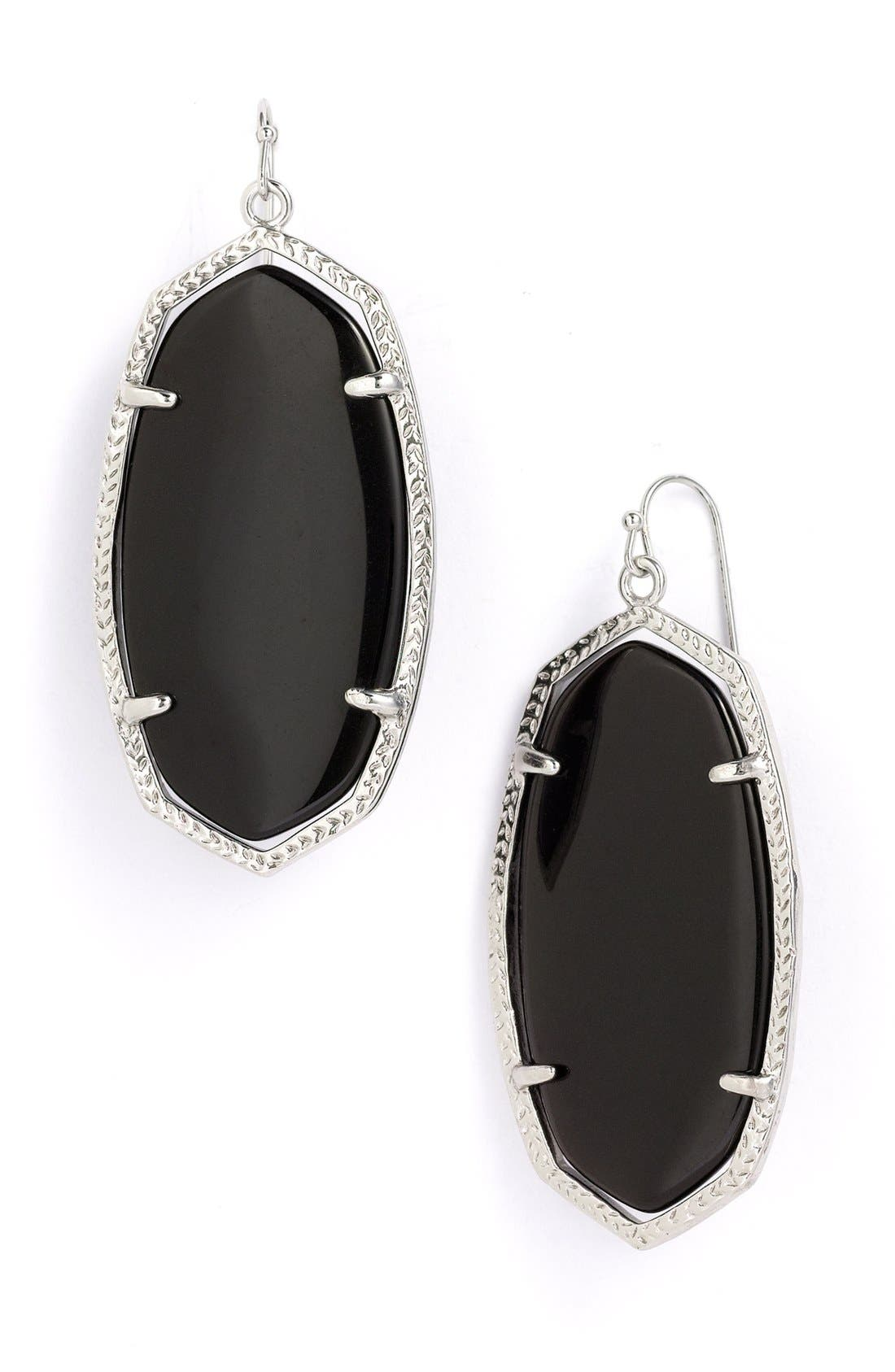 Danielle - Large Oval Statement Earrings,                             Alternate thumbnail 125, color,