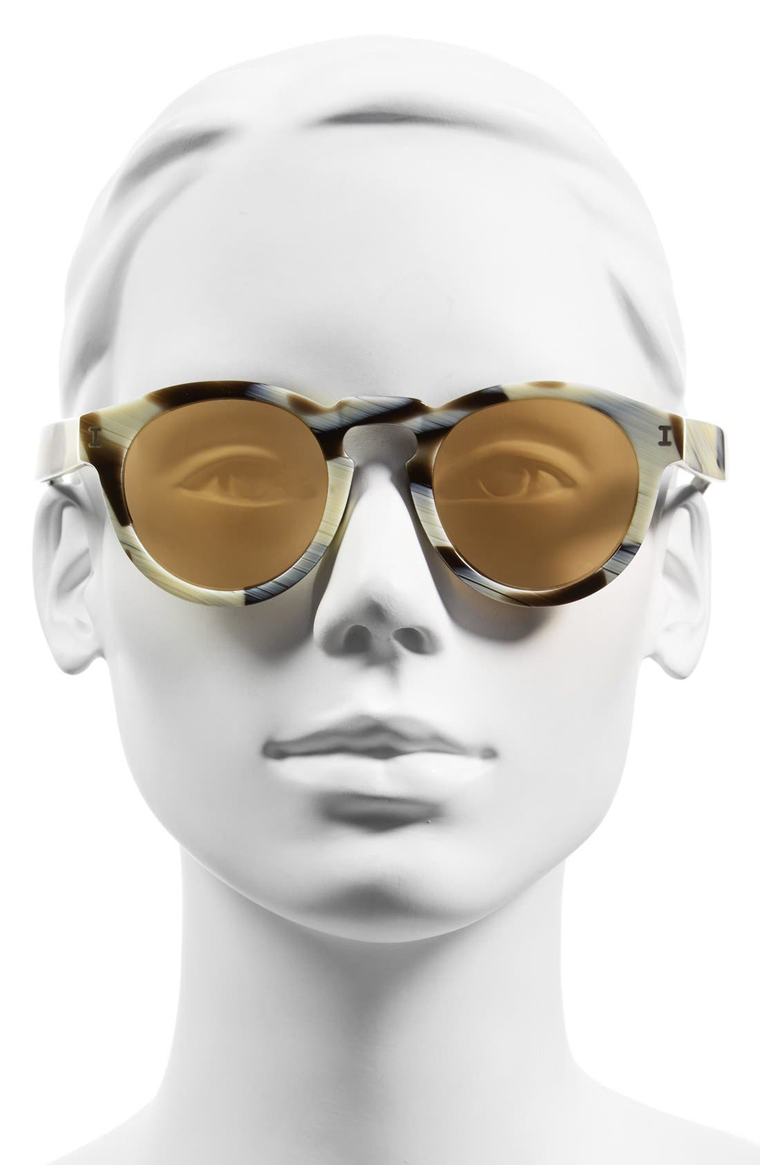 'Leonard' 47mm Sunglasses,                             Alternate thumbnail 86, color,