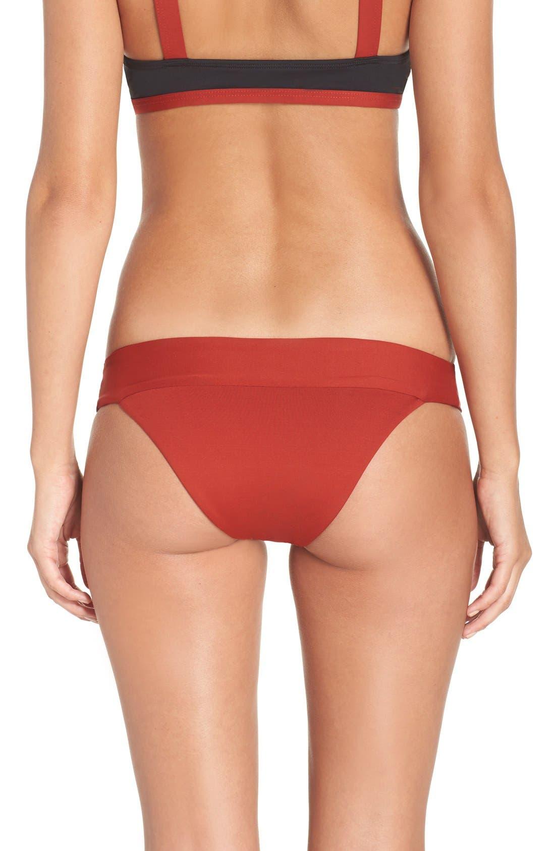 Veronica Classic Bikini Bottoms,                             Alternate thumbnail 6, color,